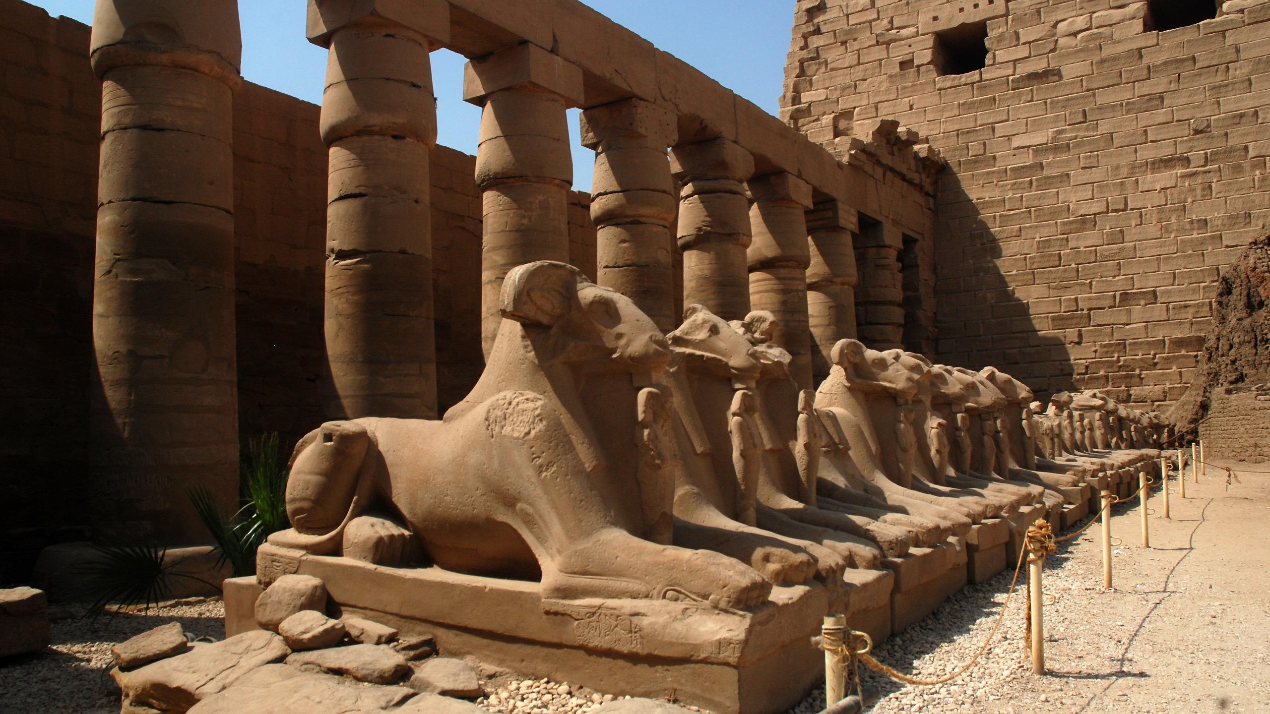 Egipcjanie to naród nastawiony pokojowo