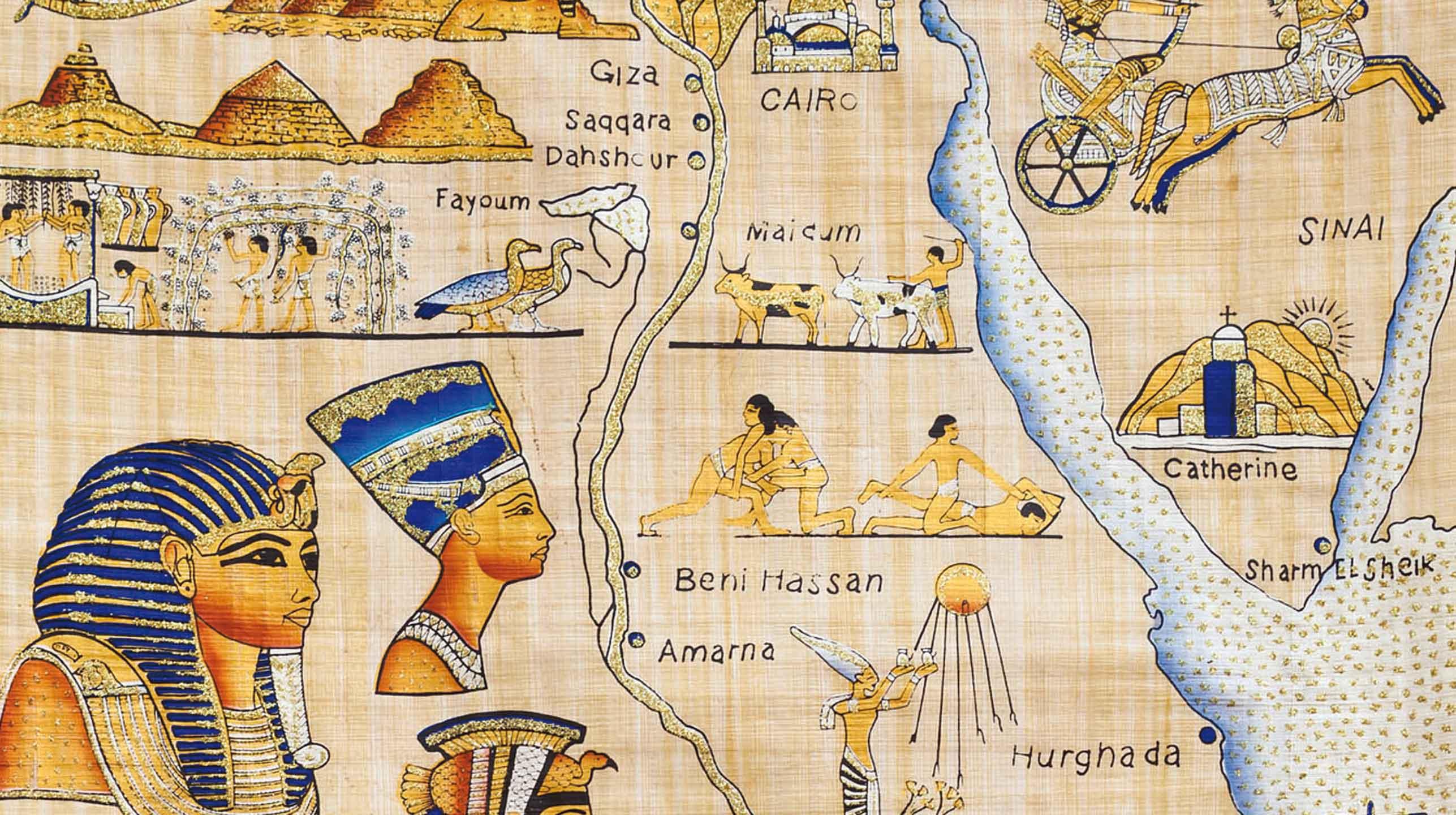 Egipt – jeszcze o nim wszystkiego nie wiecie