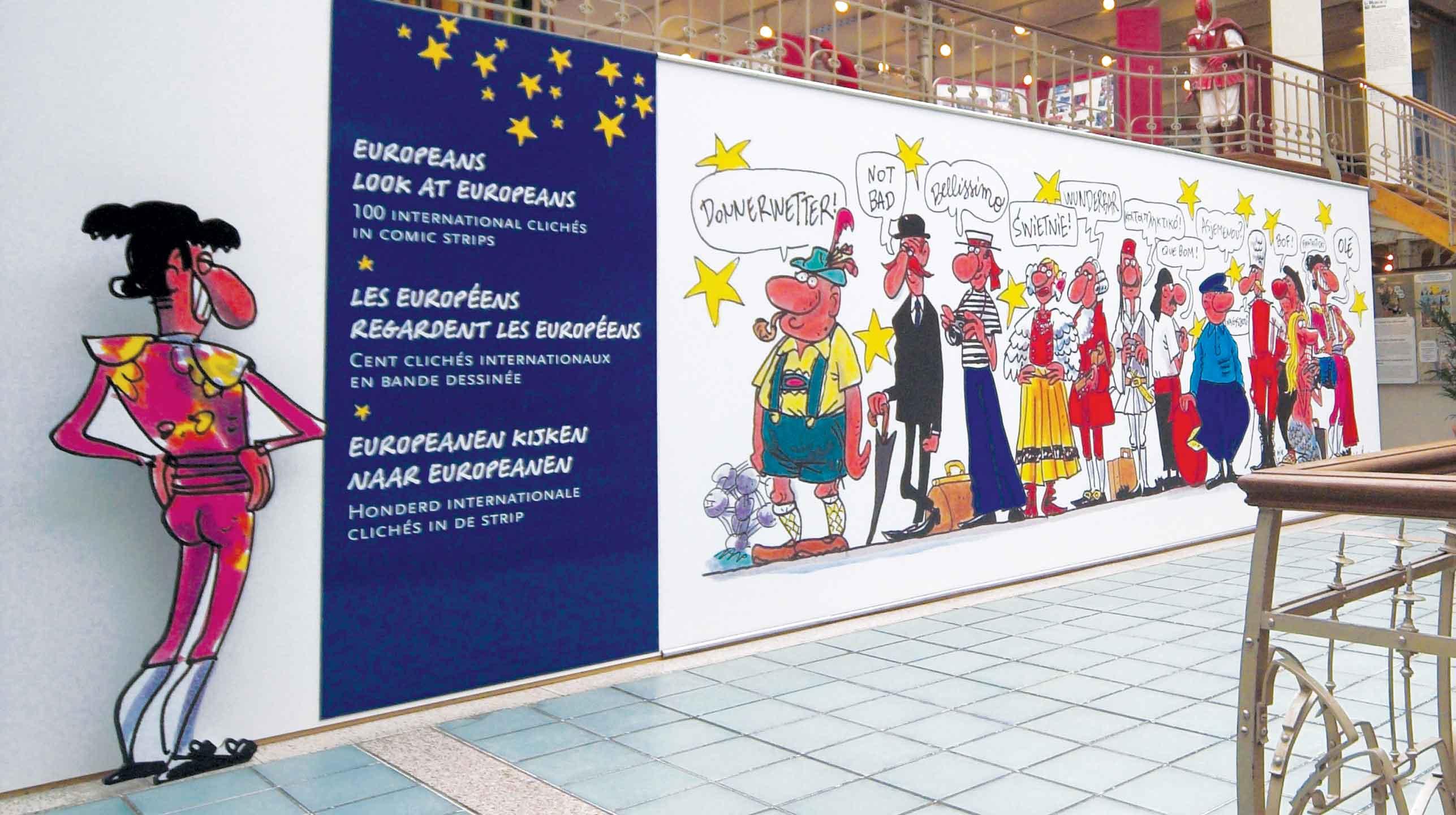 Belgia – specjalność… komiksy!