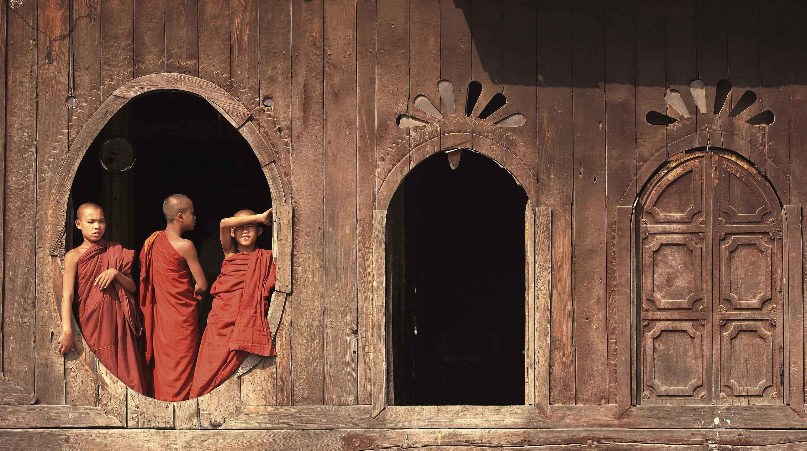 Birma – kraje Półwyspu Indochińskiego (1)