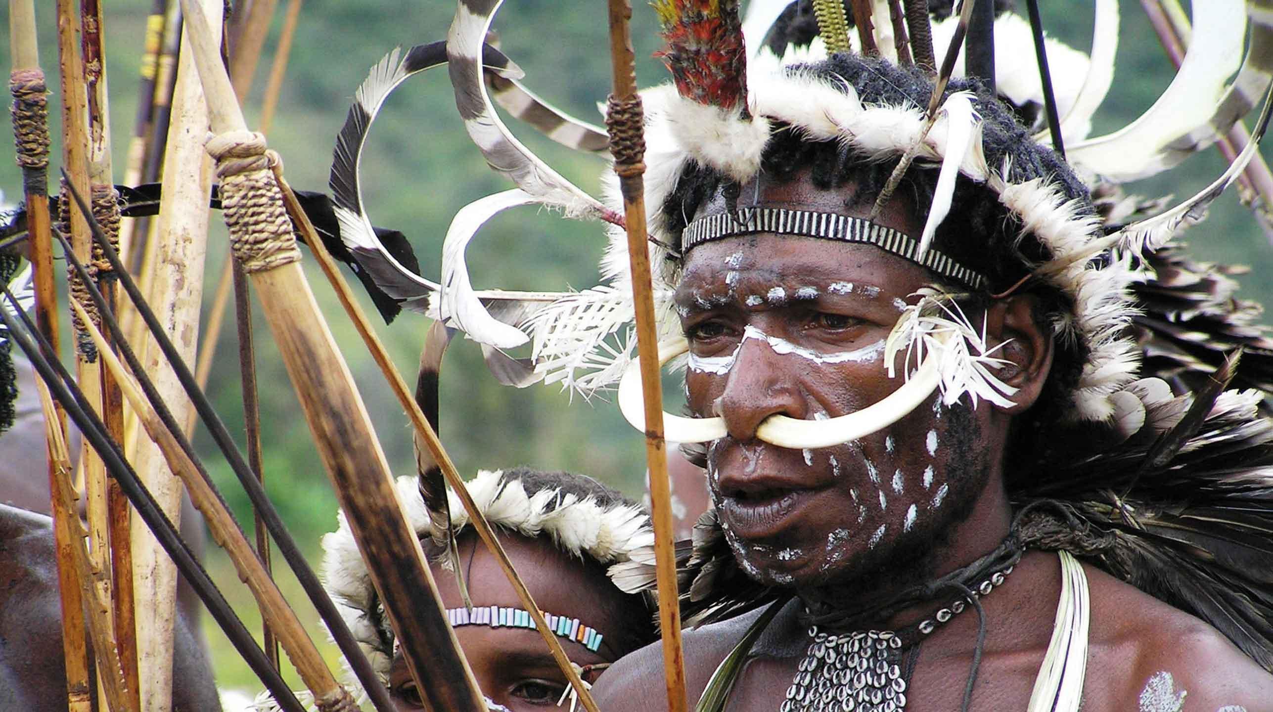 Indonezja – ostatnie takie miejsce na Ziemi, Papua