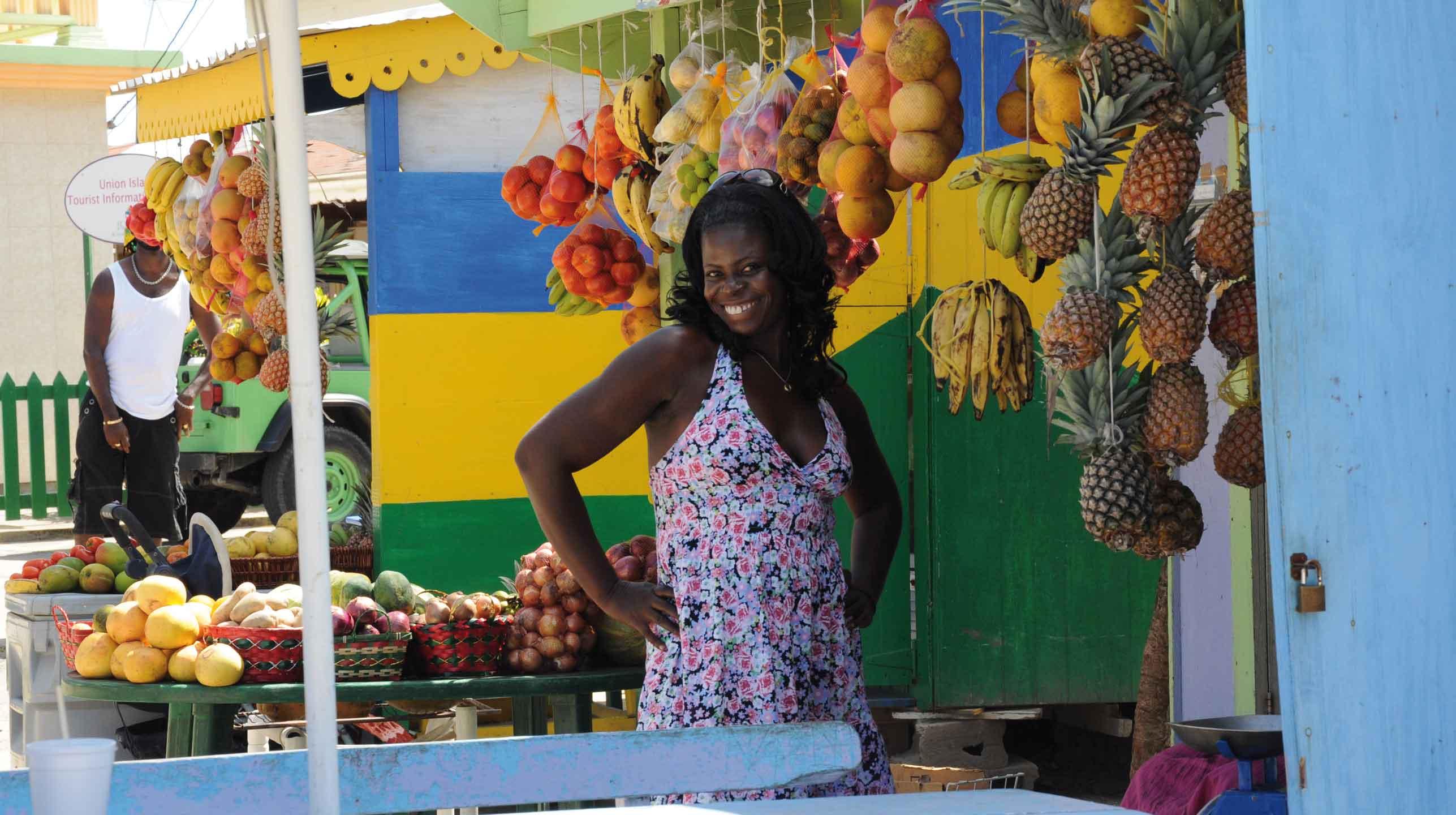 Karaiby – raj na ziemi…