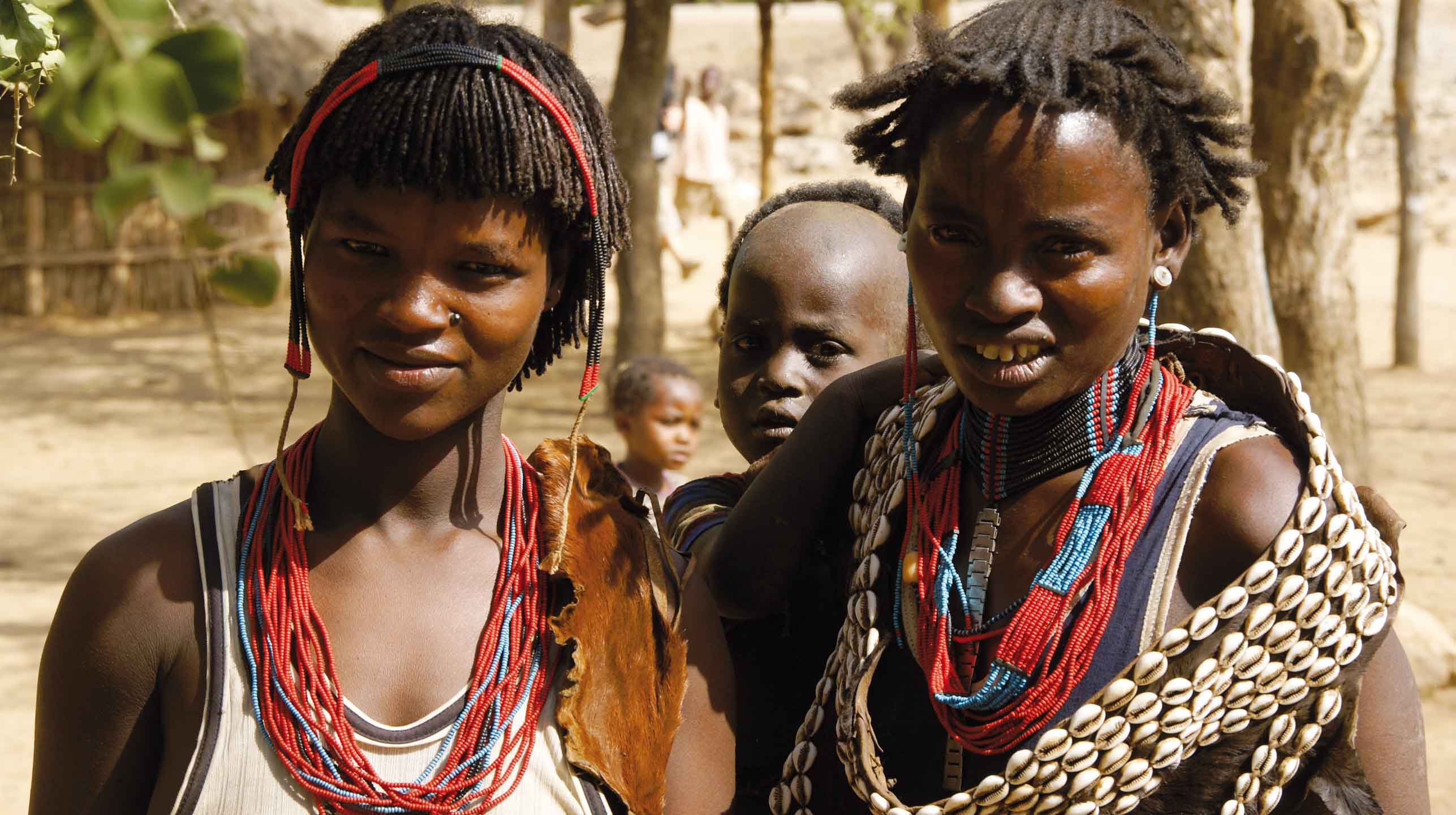 Etiopia – miejsca się zmieniają…
