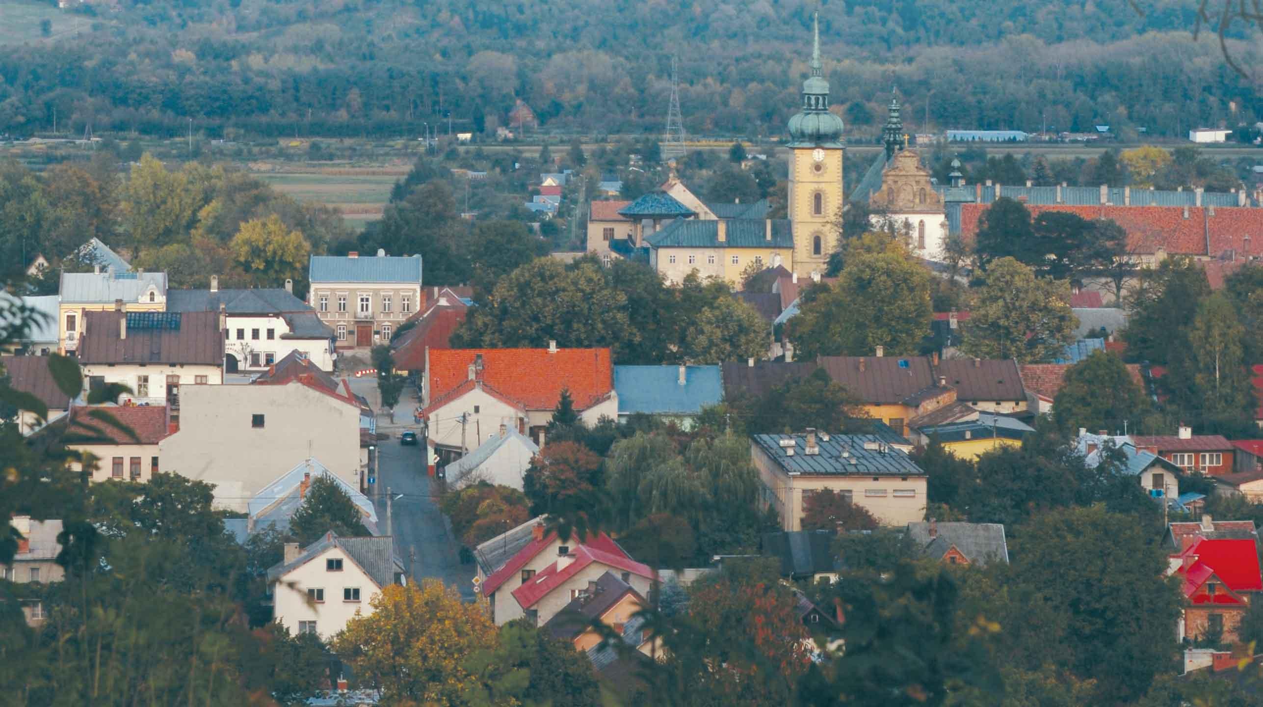 Polska / Słowacja – miasteczka z klimatem