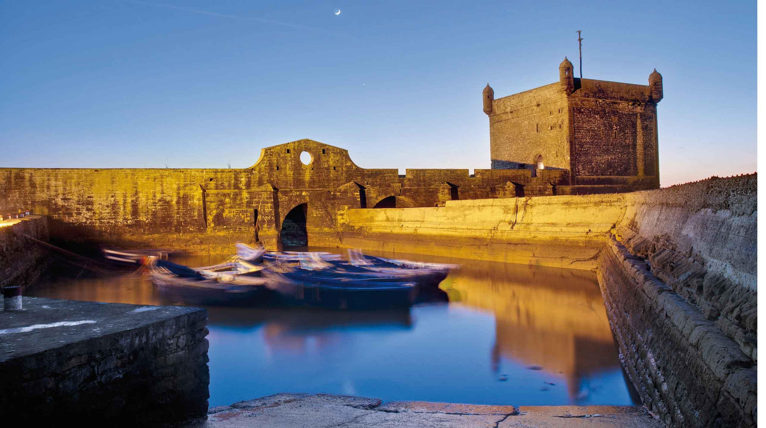 Maroko – ojczyzna  oleju arganowego