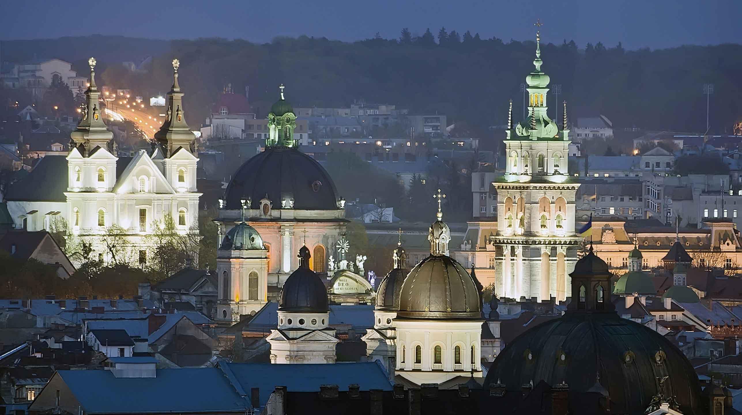 Ukraina – festiwalowa jesień i zima we Lwowie