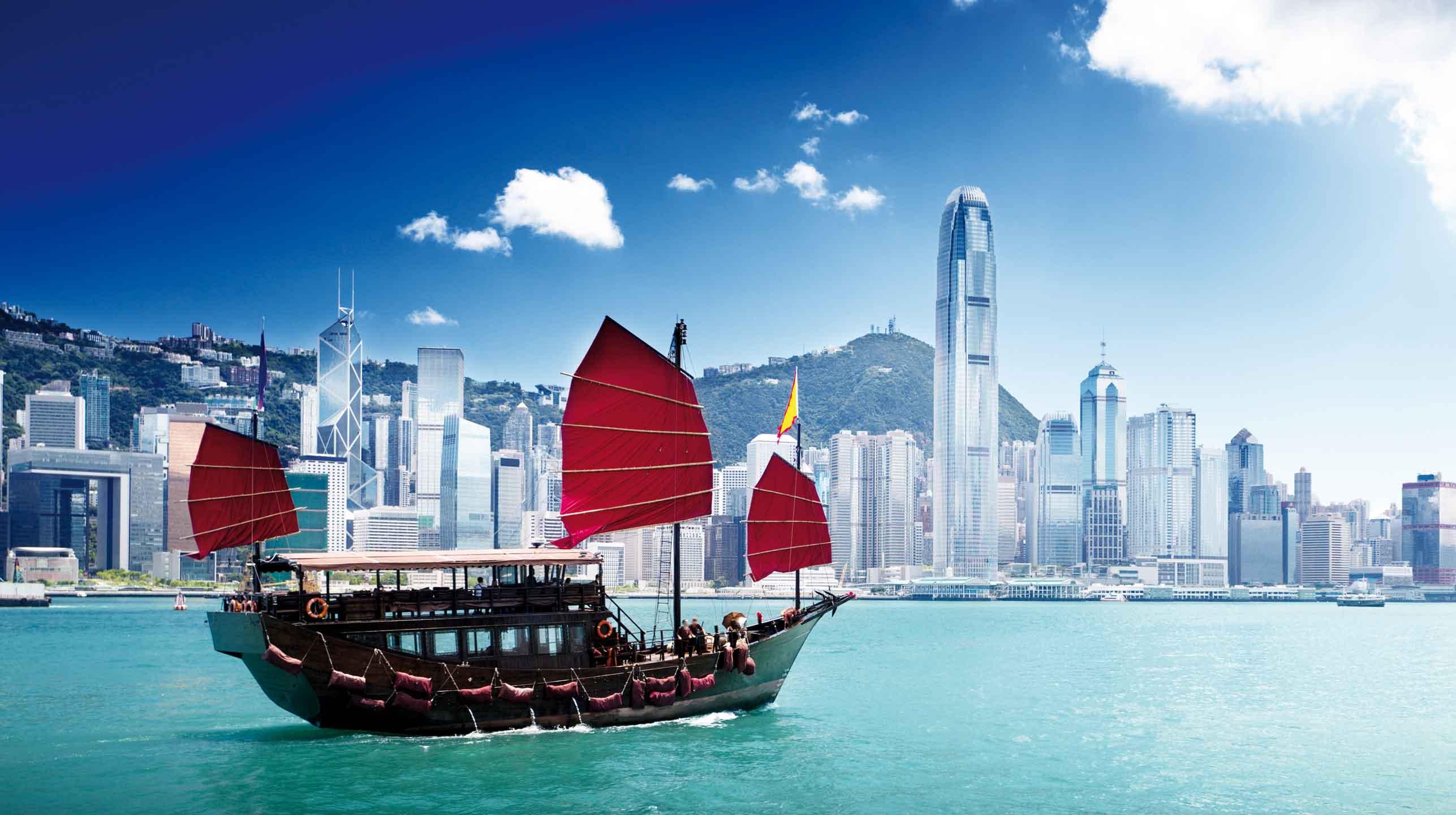 Chiny – Hongkong, miasta Dalekiego Wschodu (1)