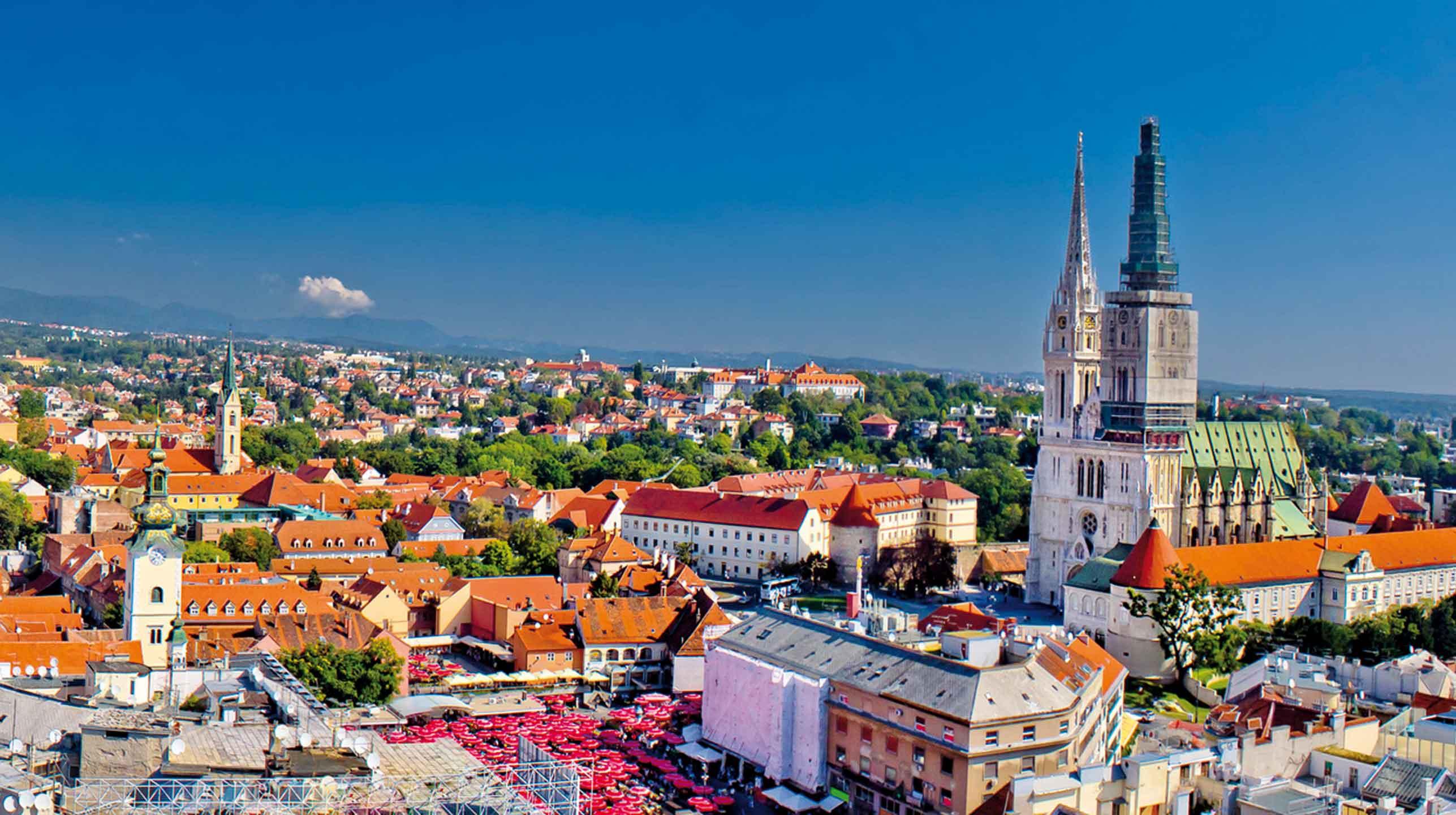 Chorwacja – Zagrzeb