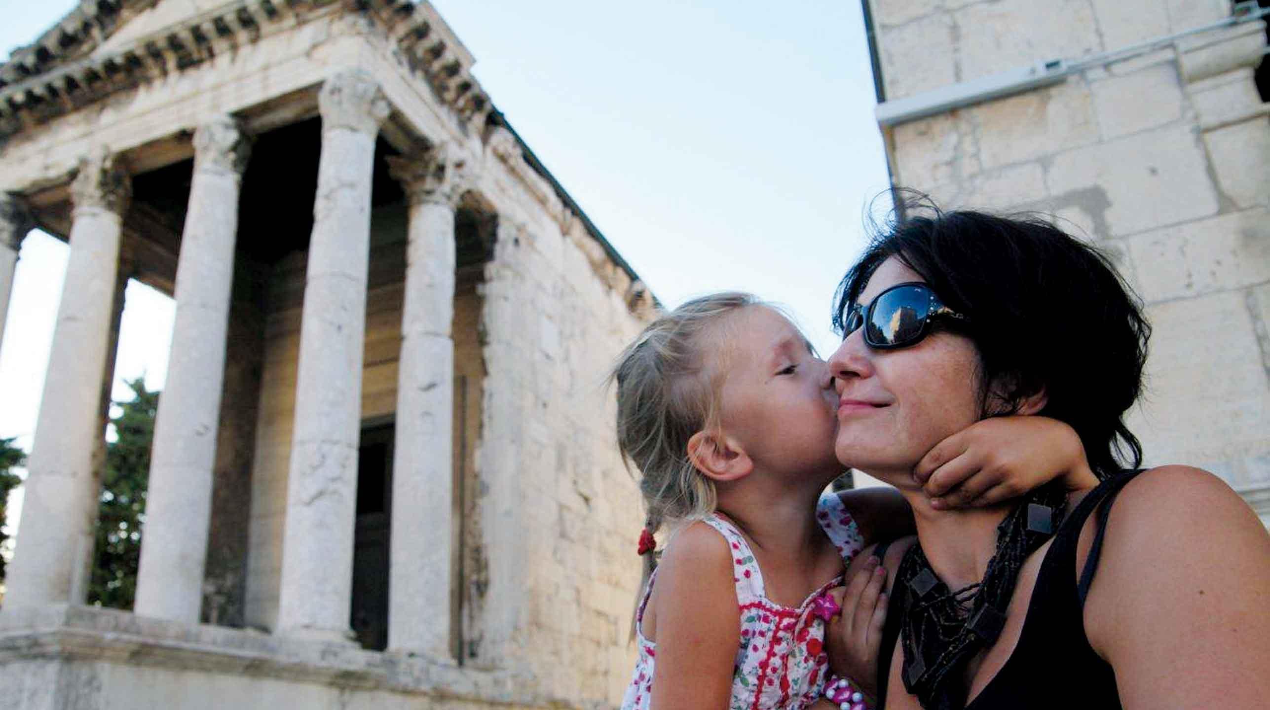 Chorwacja – wakacje z dzieckiem