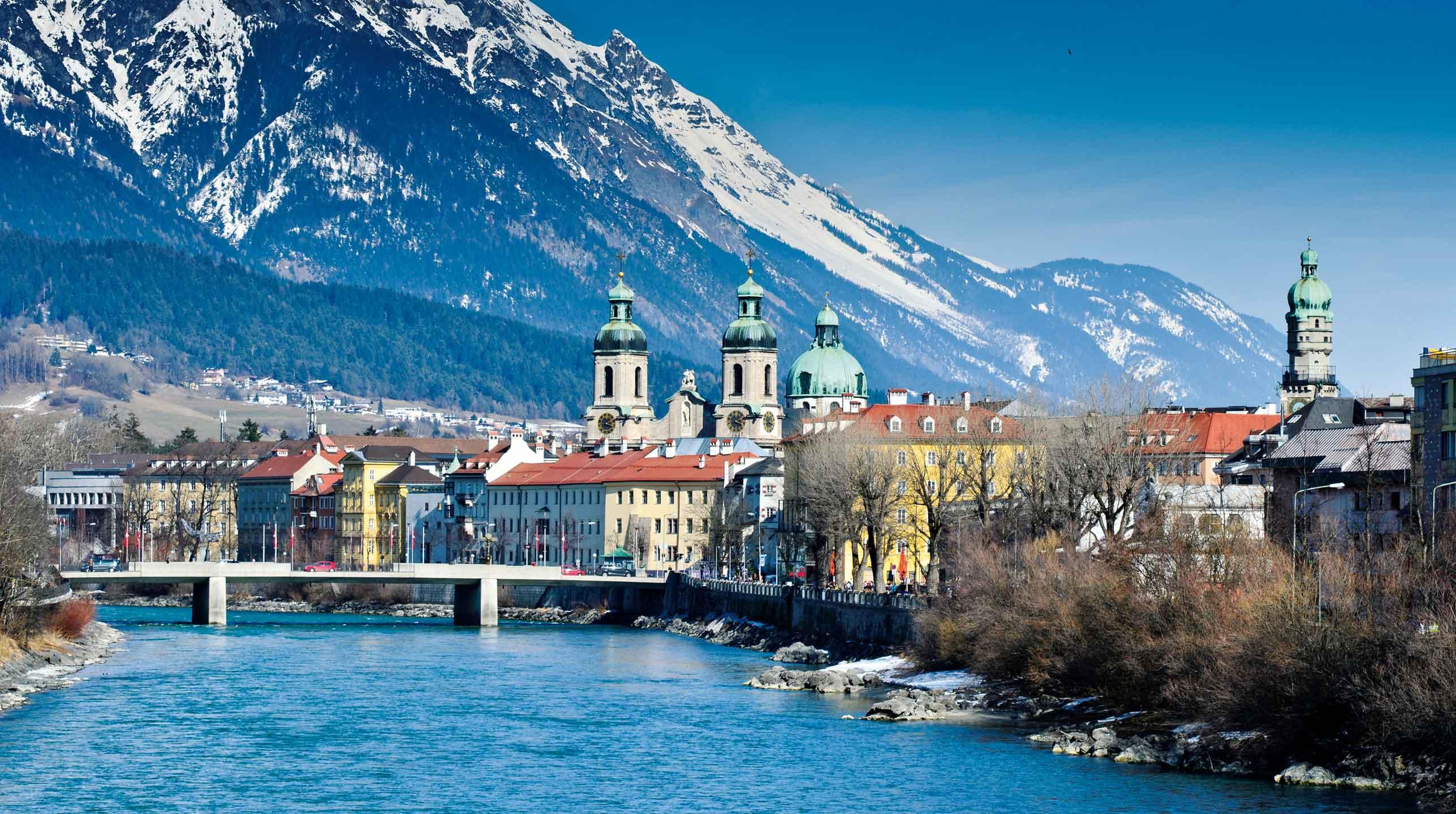 Austria Narty W Innsbrucku Magazyn świat Podróże Kultura