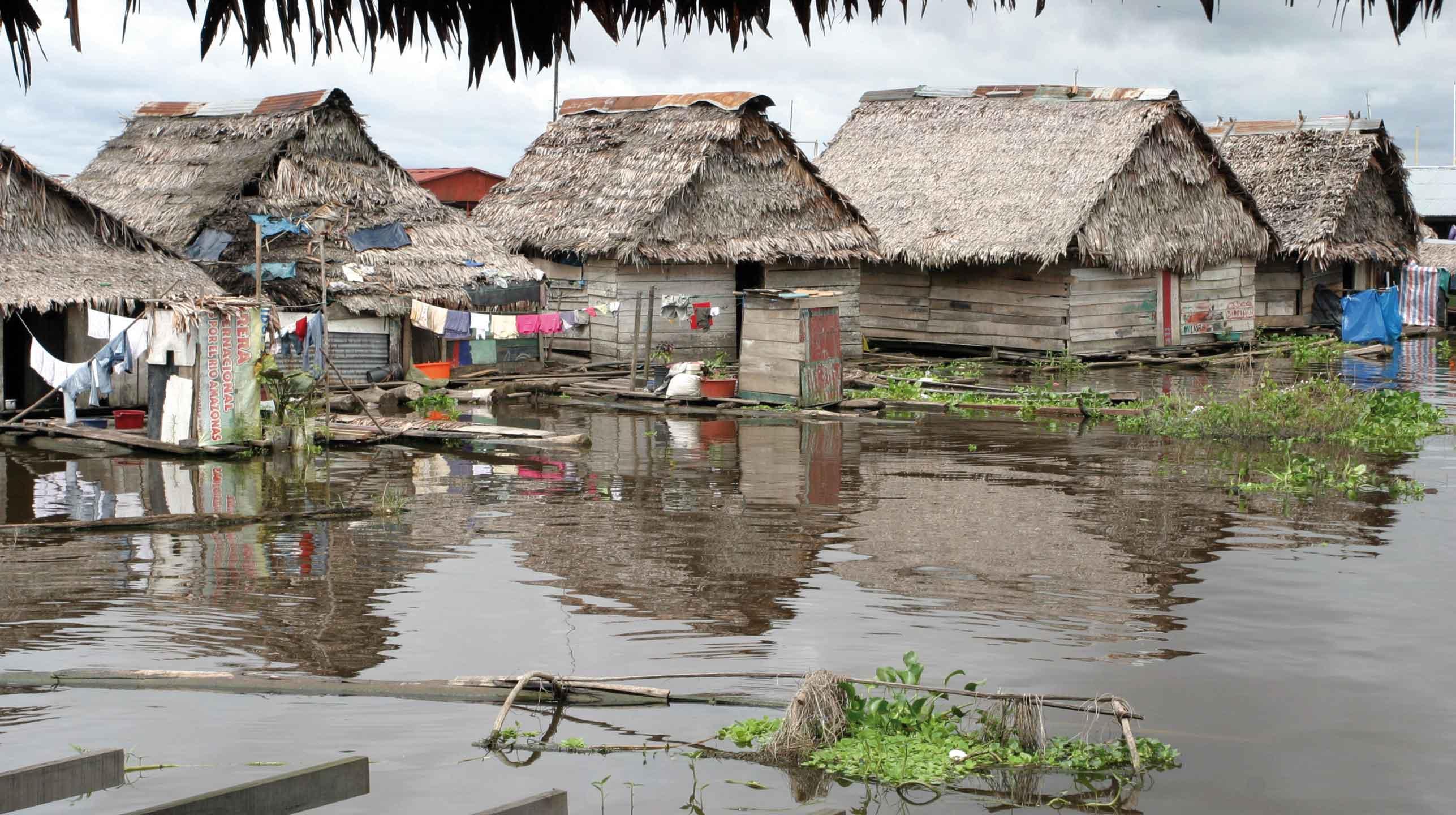 Brazylia – Amazonka, rzeka-autostrada