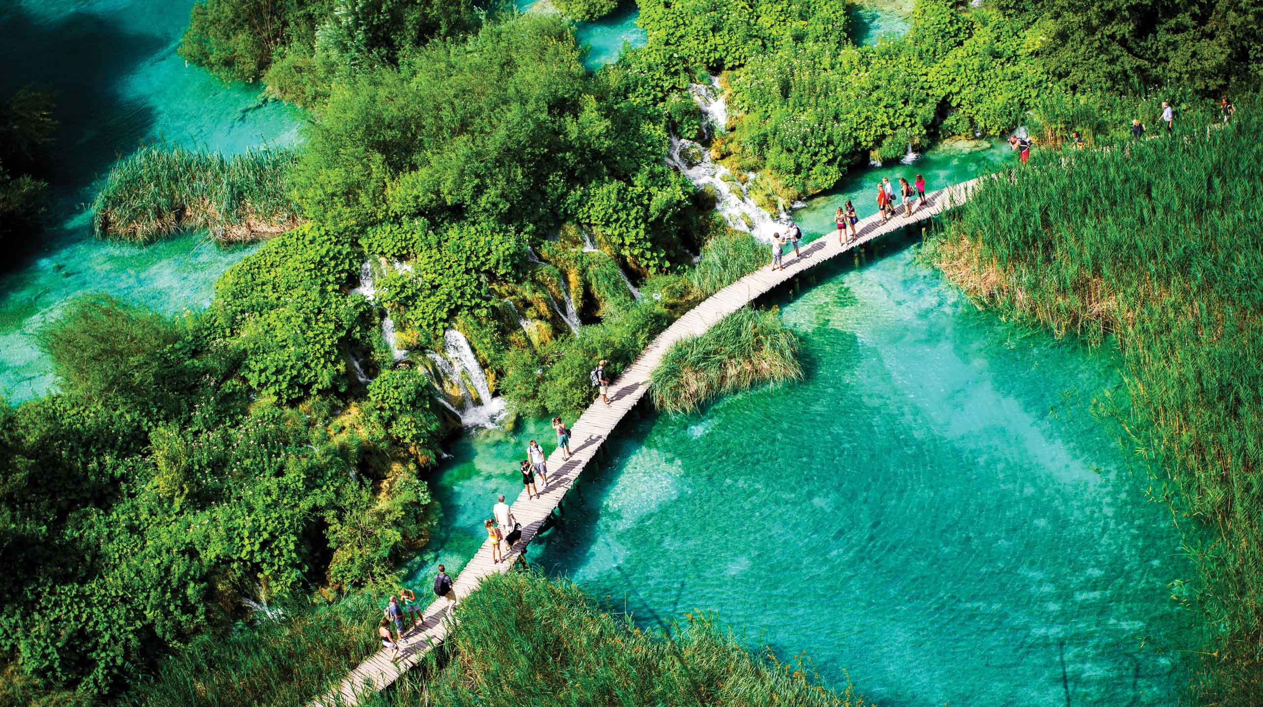 Chorwacja – Jeziora Plitwickie
