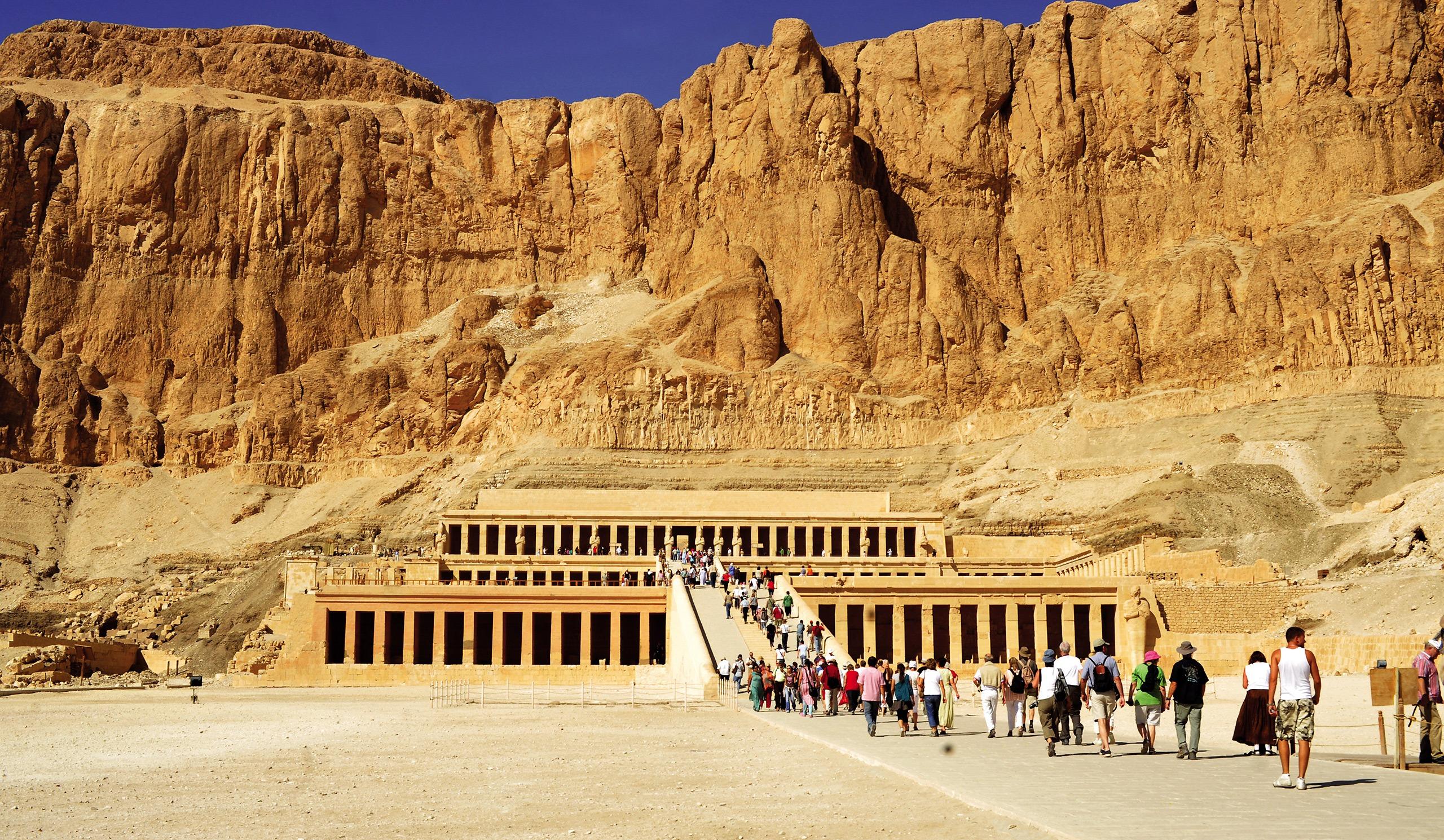 Egipt – Hatszepsut, kobieta faraon