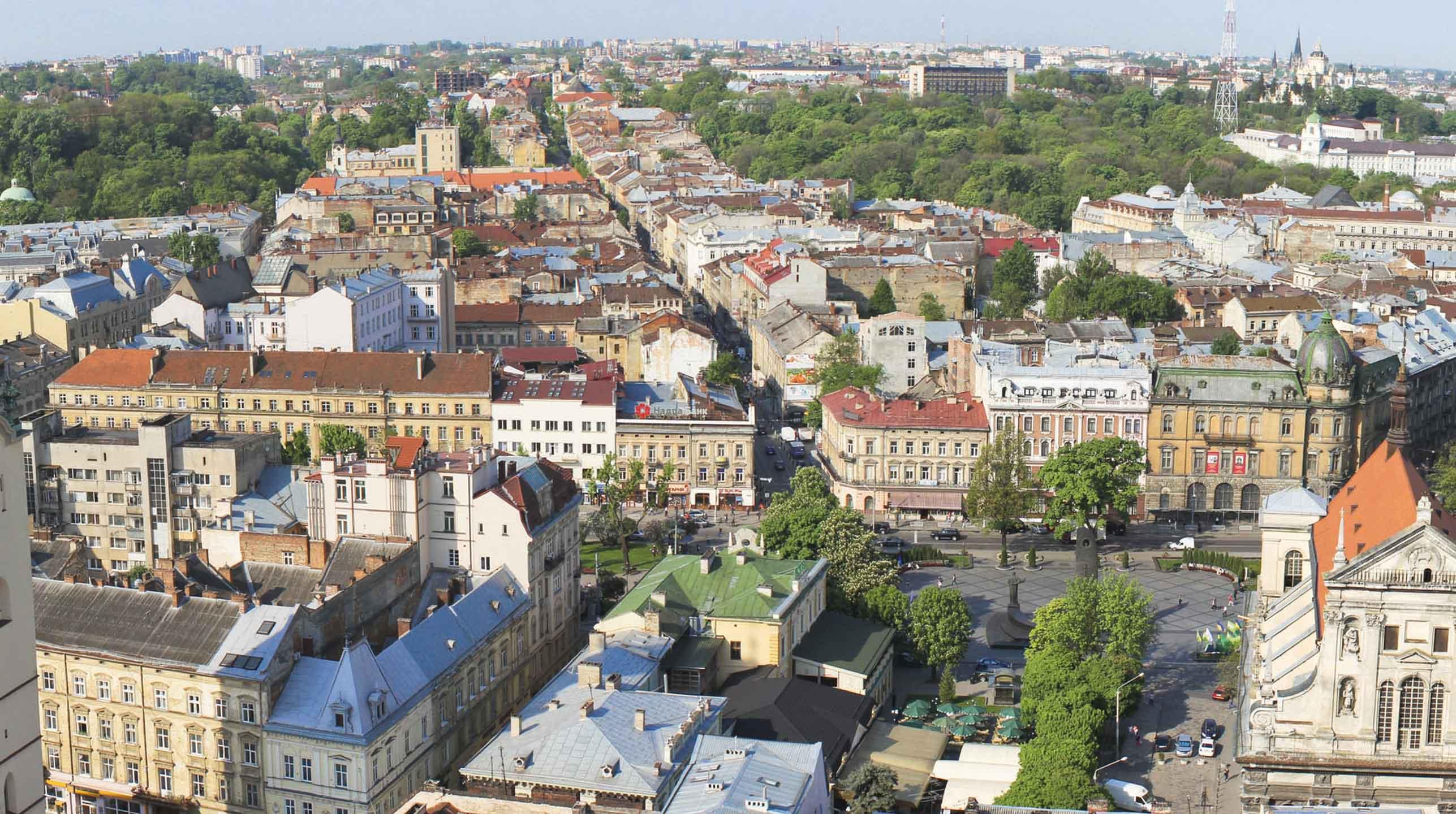 Ukraina – po prostu Lwów