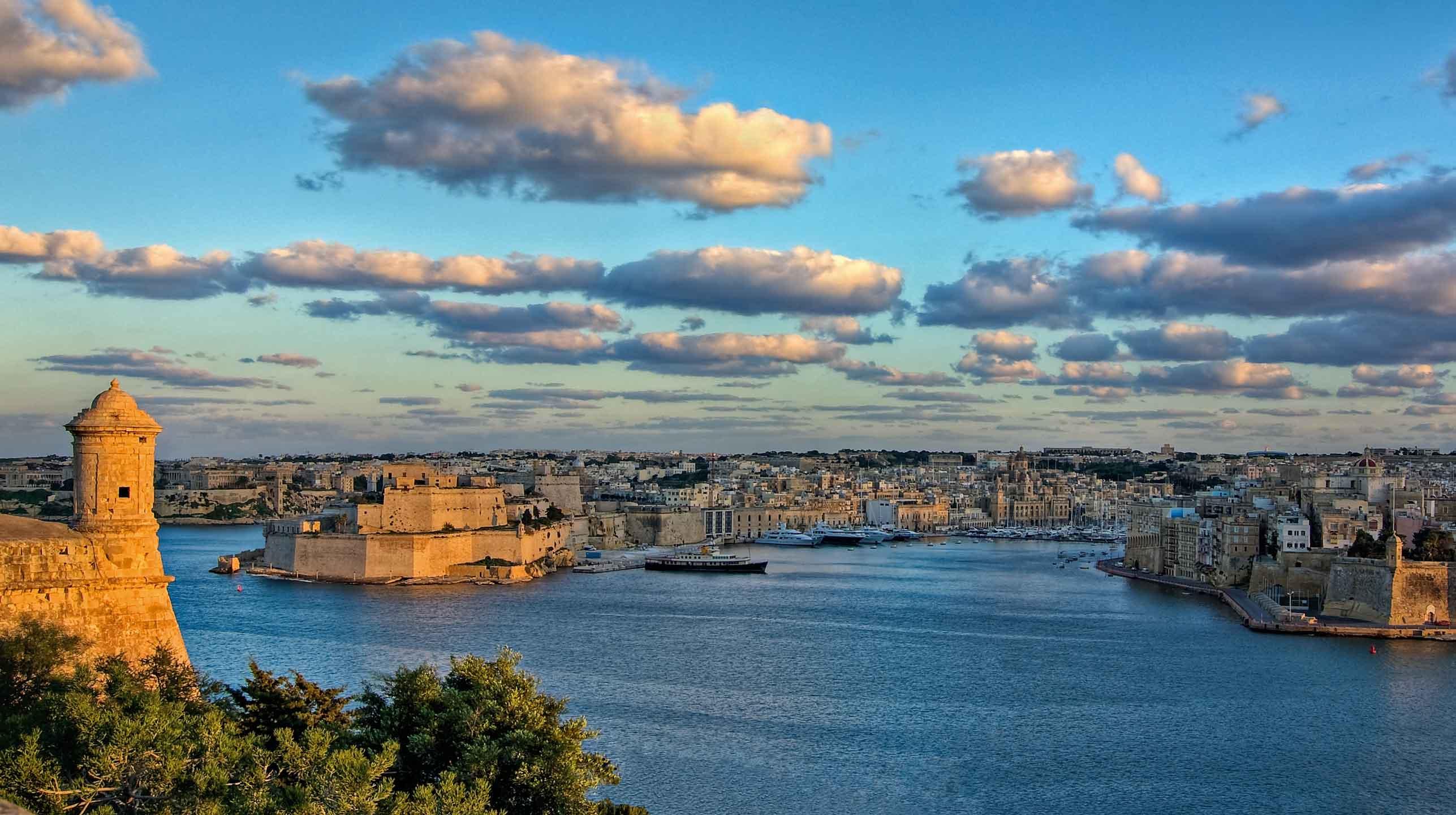 Malta – La Valletta, muzeum pod gołym niebem