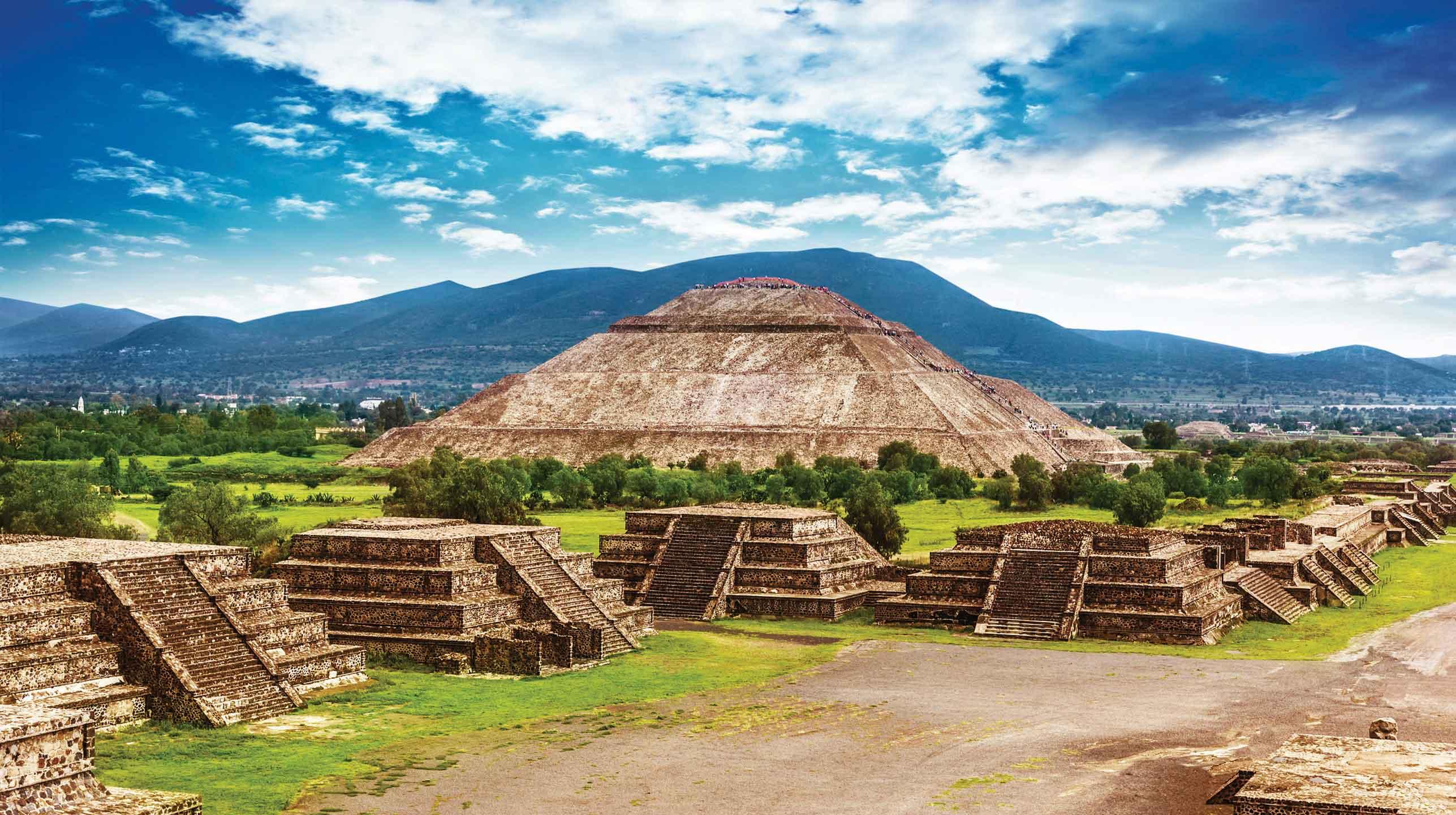 Archeologiczneodkrycia w Meksyku
