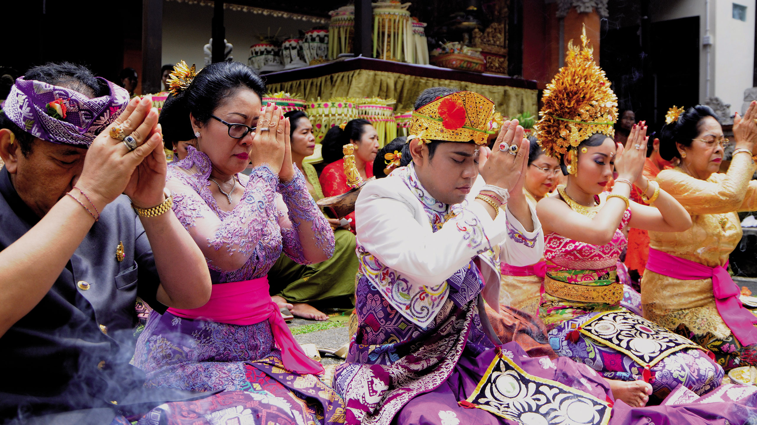 Indonezja – Bali między niebem a ziemią