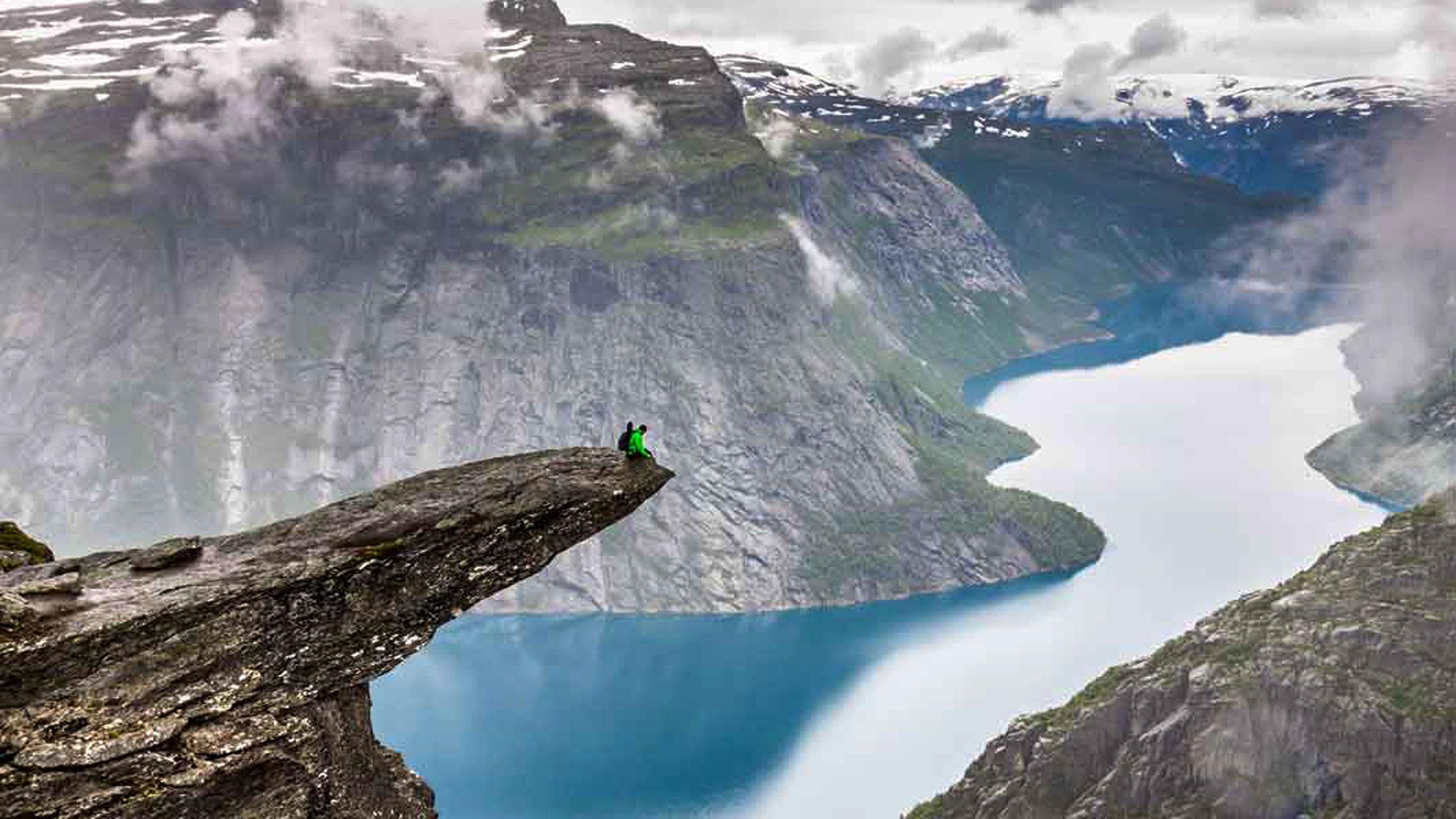 Norwegia – dla zuchwałych Droga Trolli