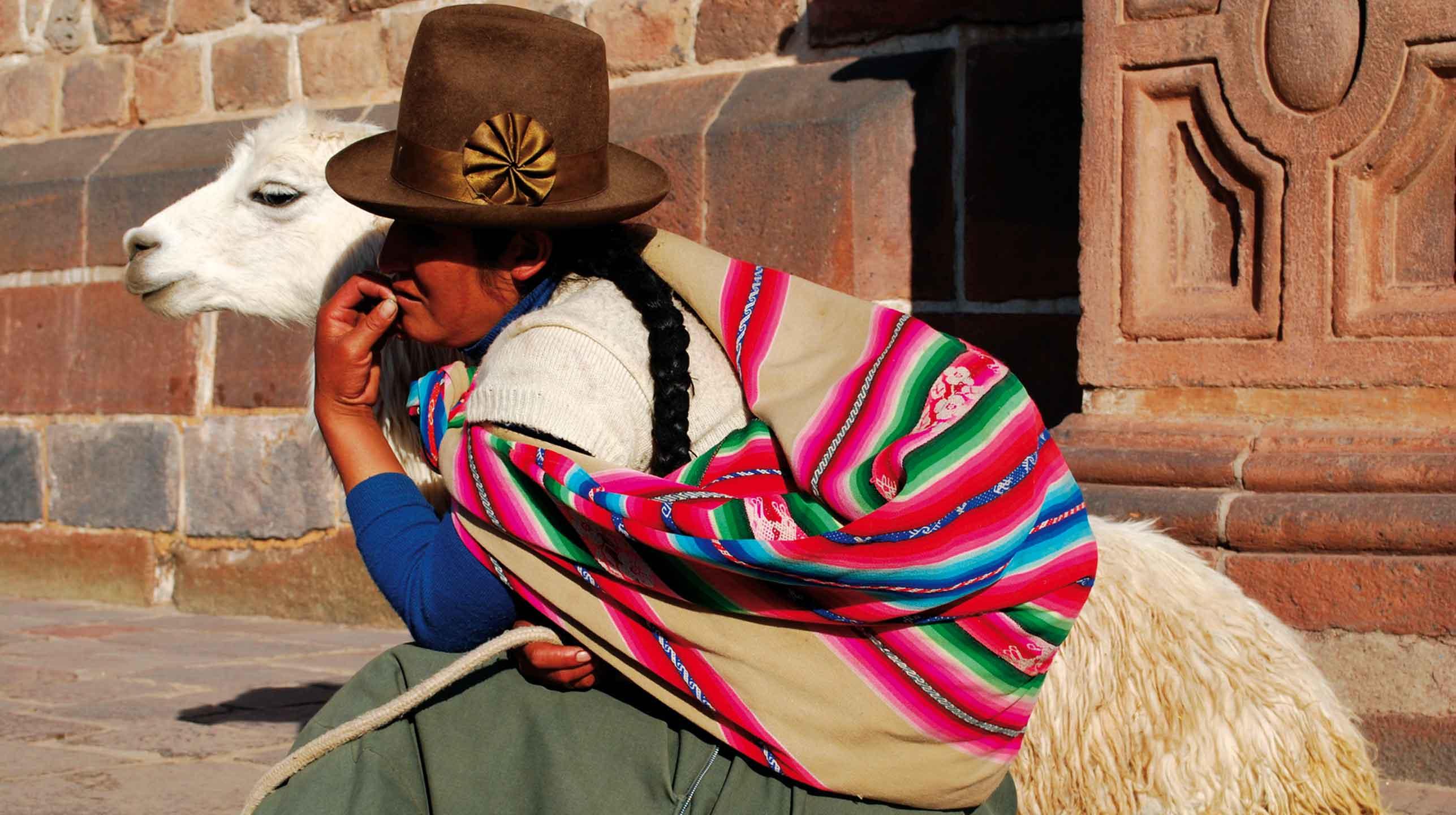 Peru – barwy indiańskiego kraju