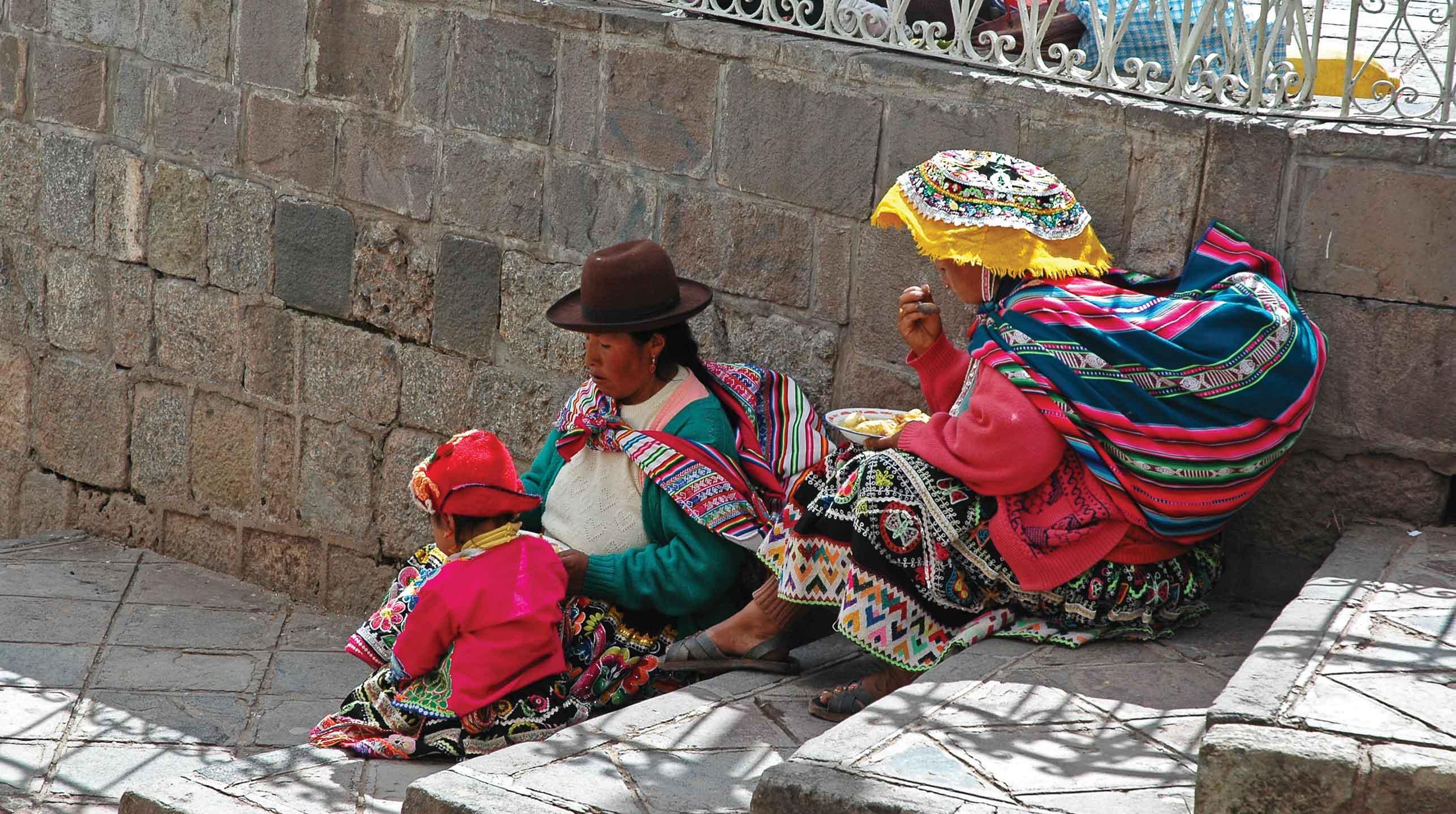 Peru – tam, gdzie Inkowie piją colę