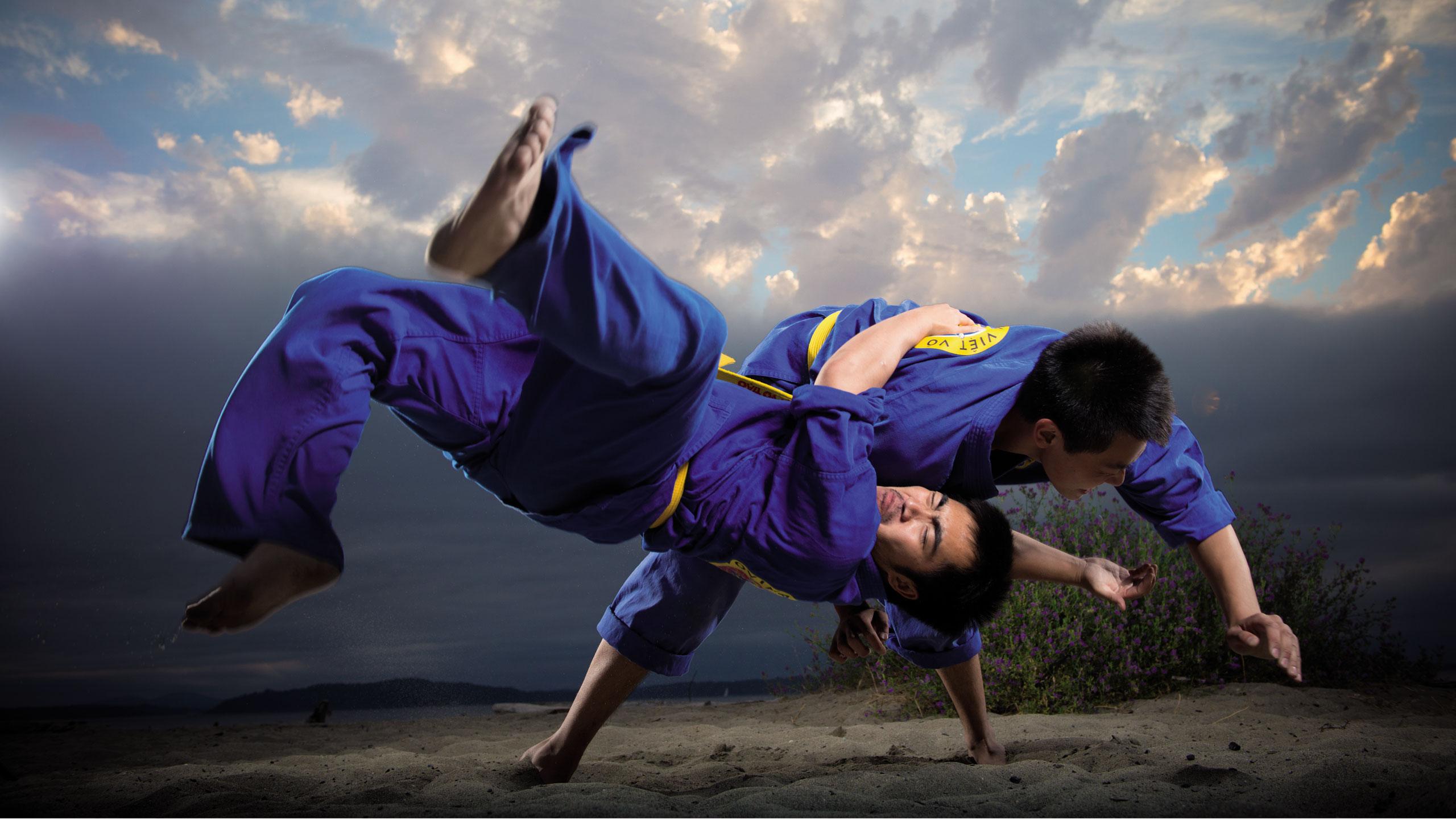 Viet Vo Dao – umysł błękitnego poranka