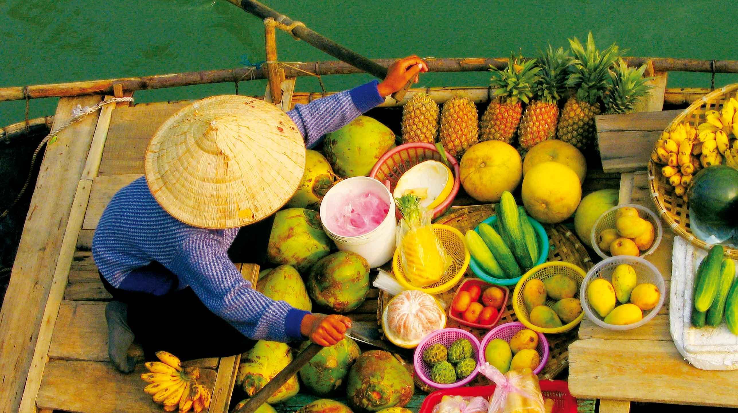Wietnam – kraje Półwyspu Indochińskiego (3)