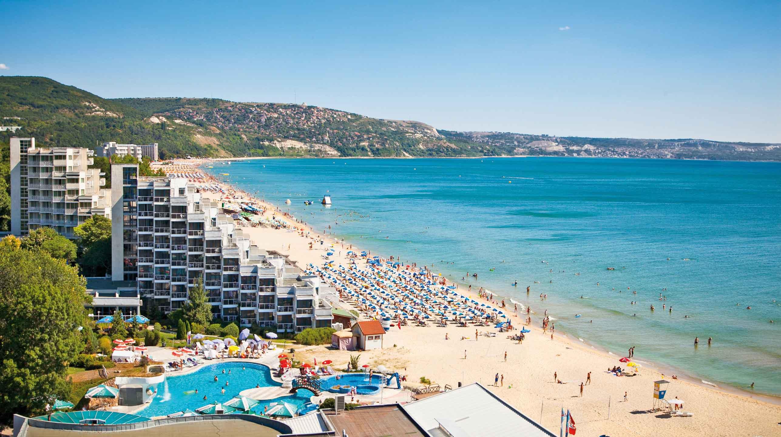 Bułgaria – urlop na Bałkańskiej Riwierze
