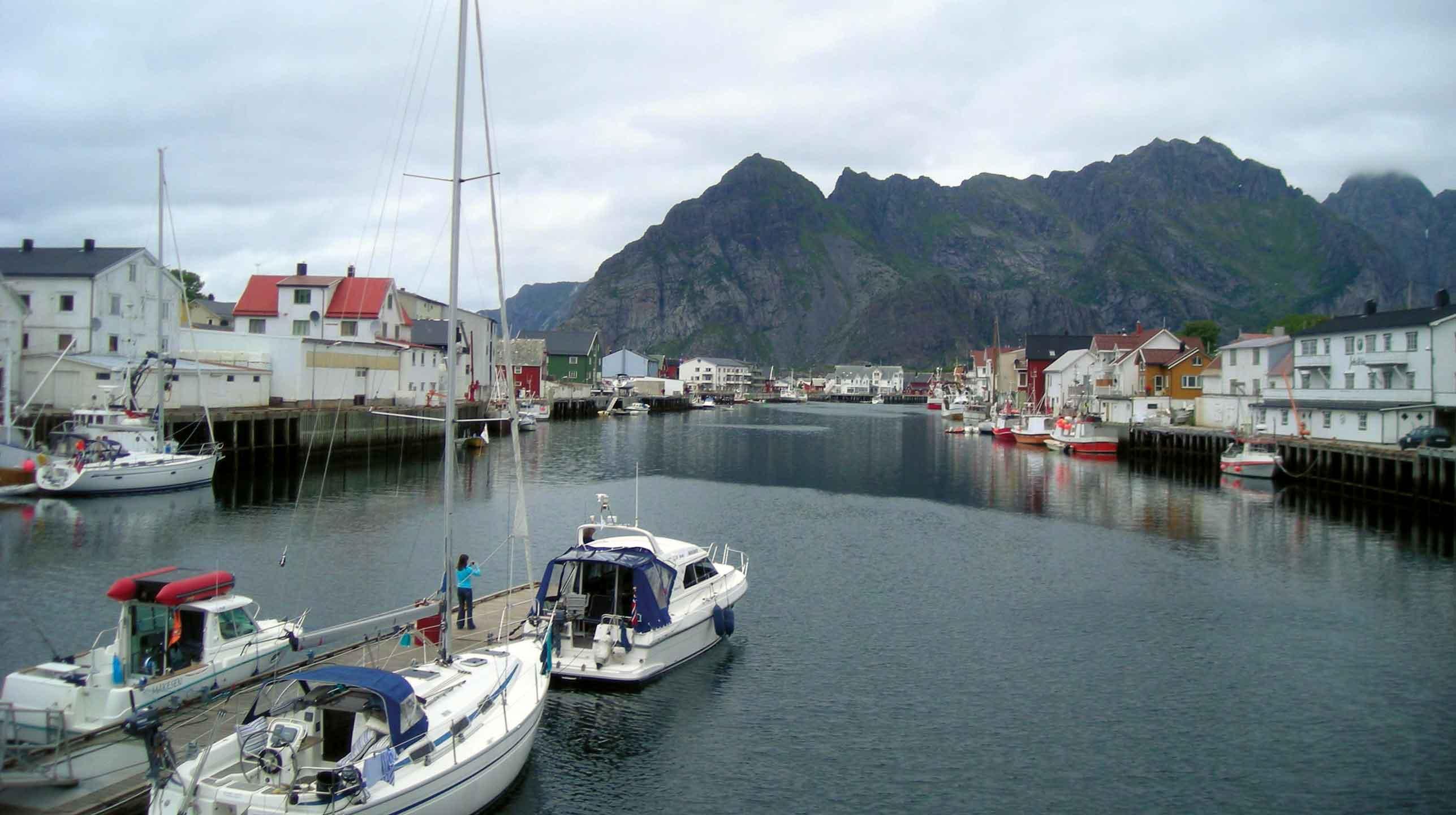 Lofoty – archipelag północnego Atlantyku