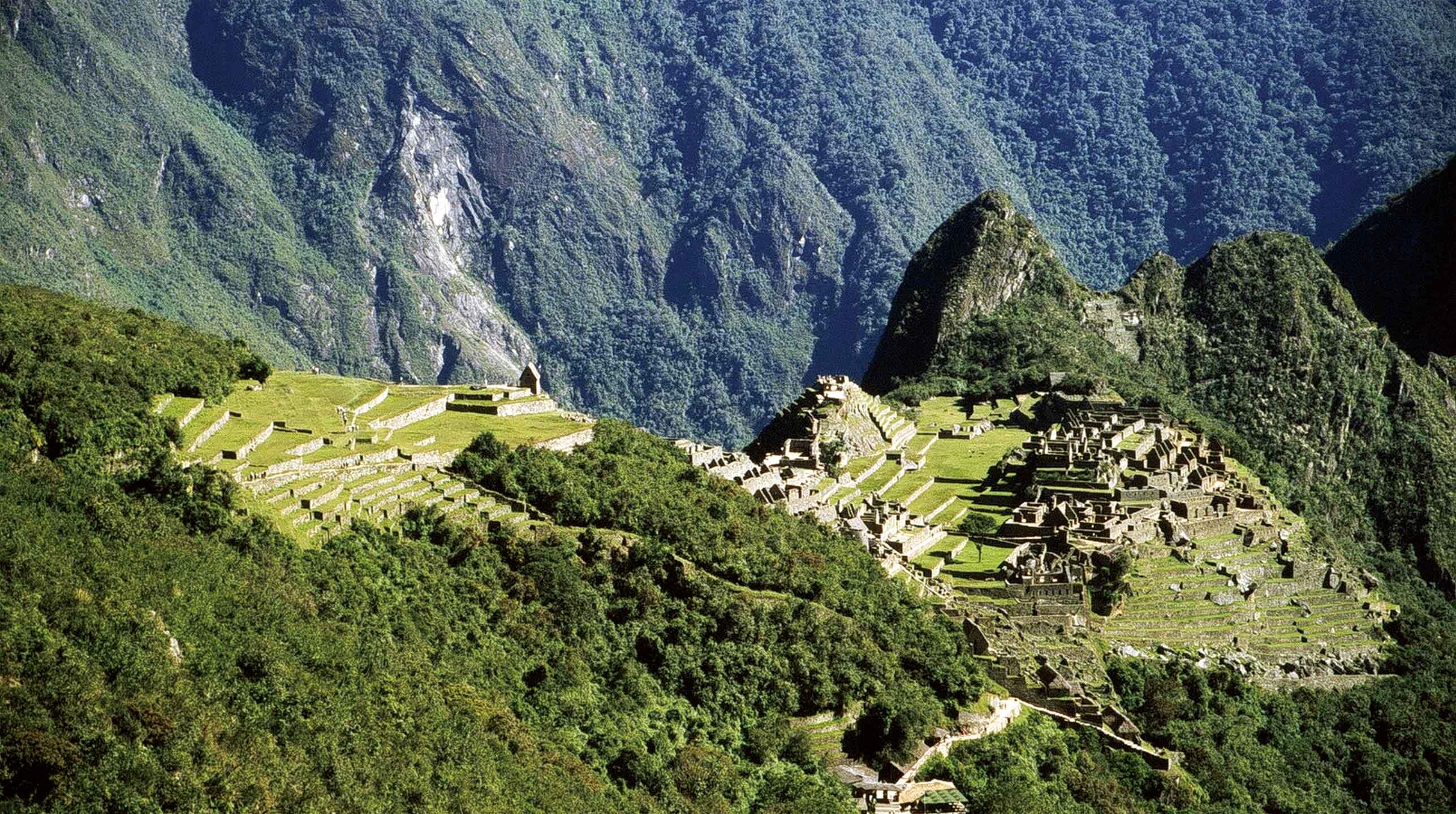 Peruwiańska przygoda