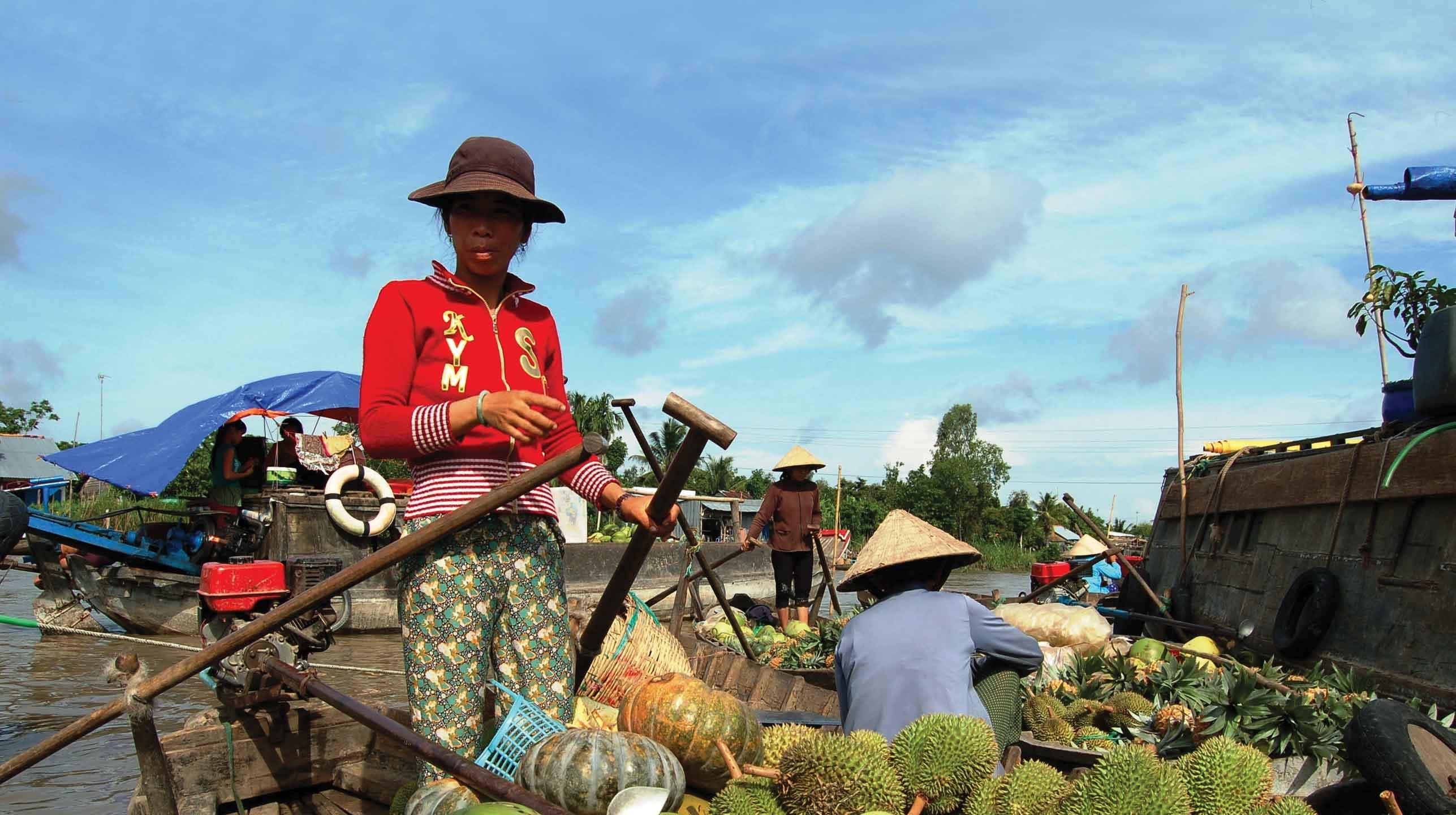 Wietnam – 9 smaków Mekongu