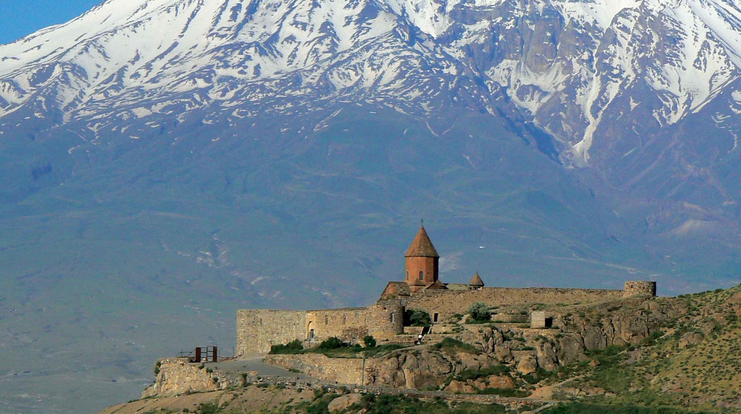 Armenia – u stóp Araratu