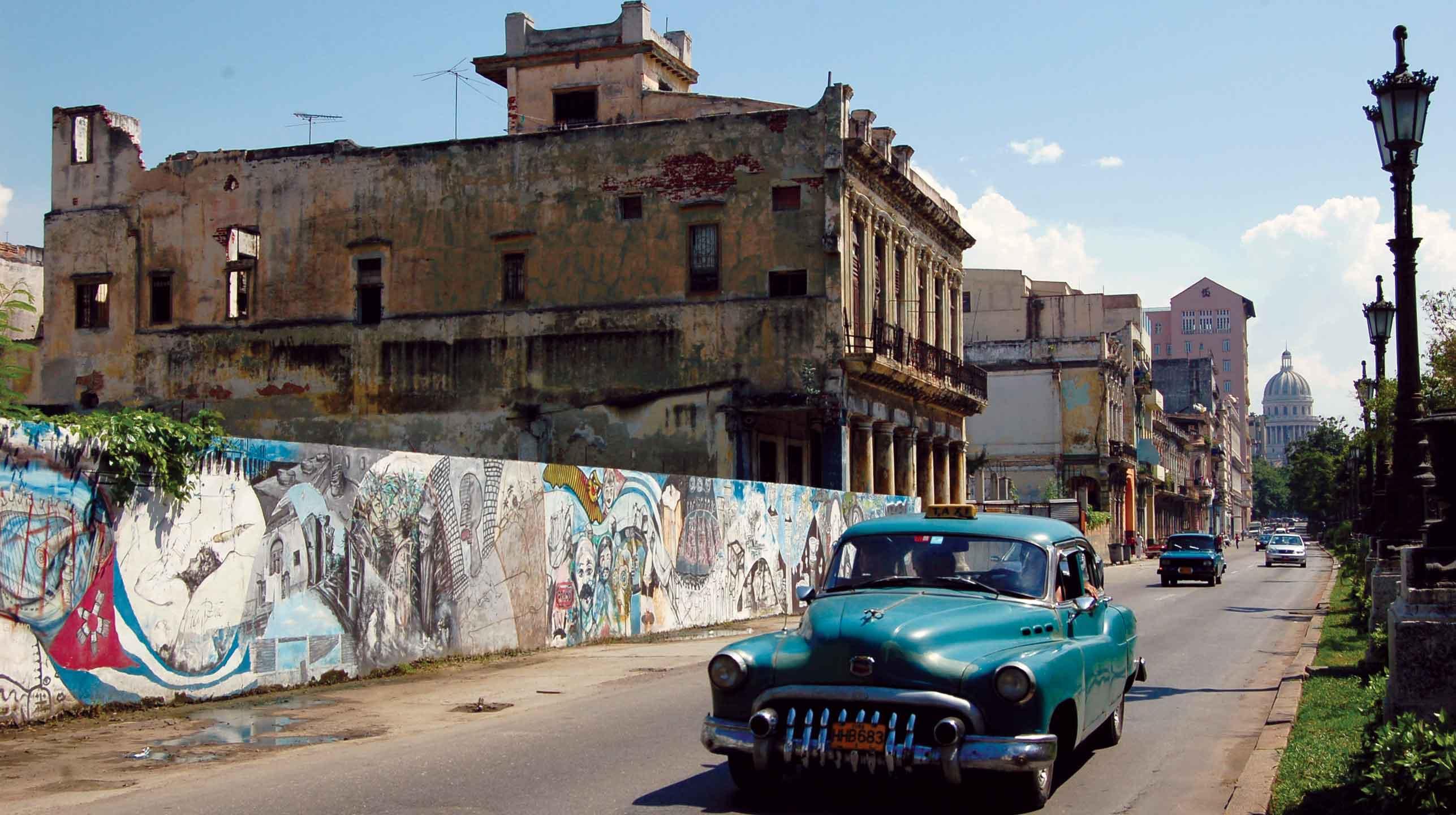 Kuba – dwa światy