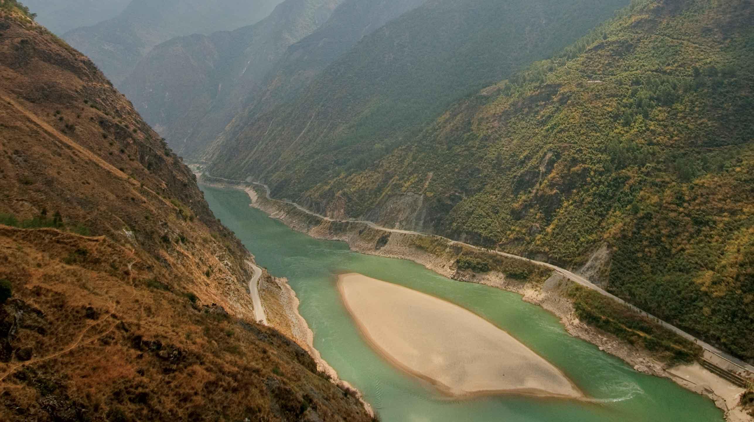 Chiny – zdążyć przed Jangcy