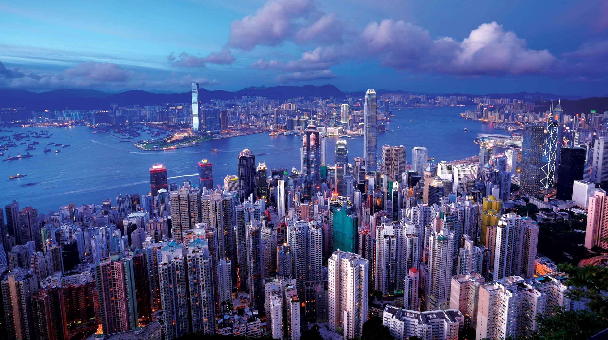 Hongkong – tygrys z południa Chin