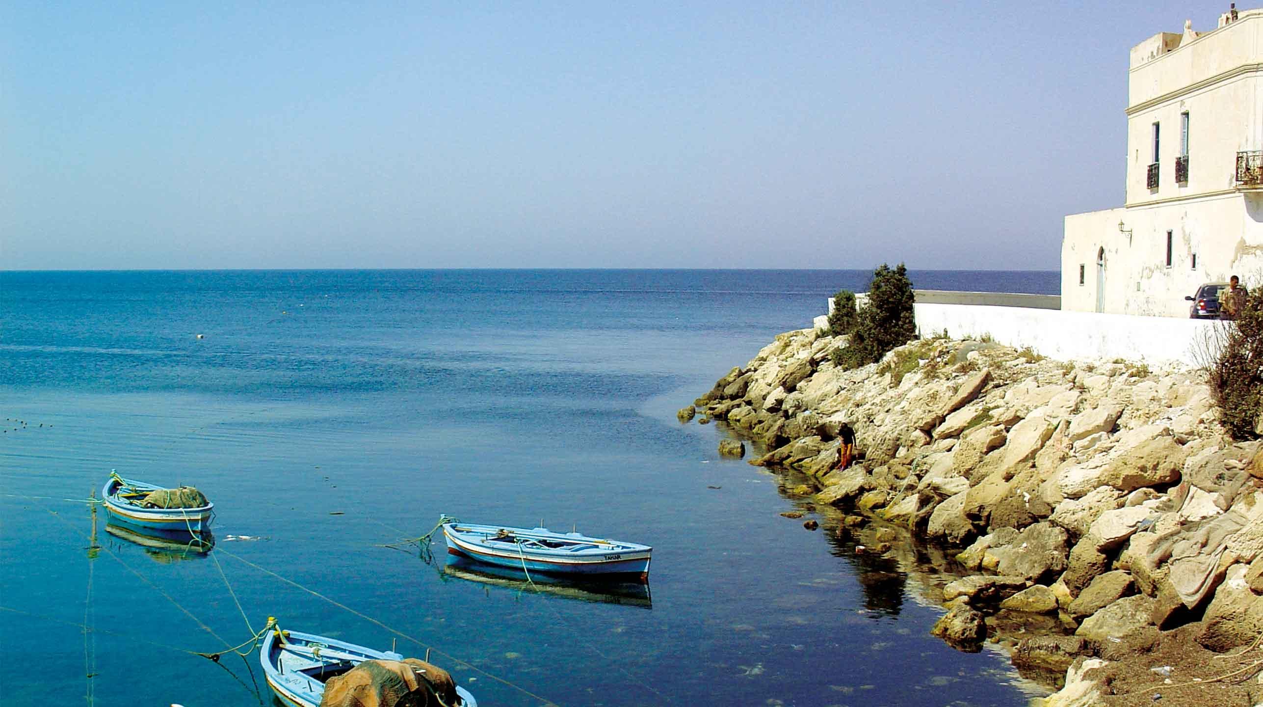 Tunezja – Jedwab, sardynki i morscy piraci