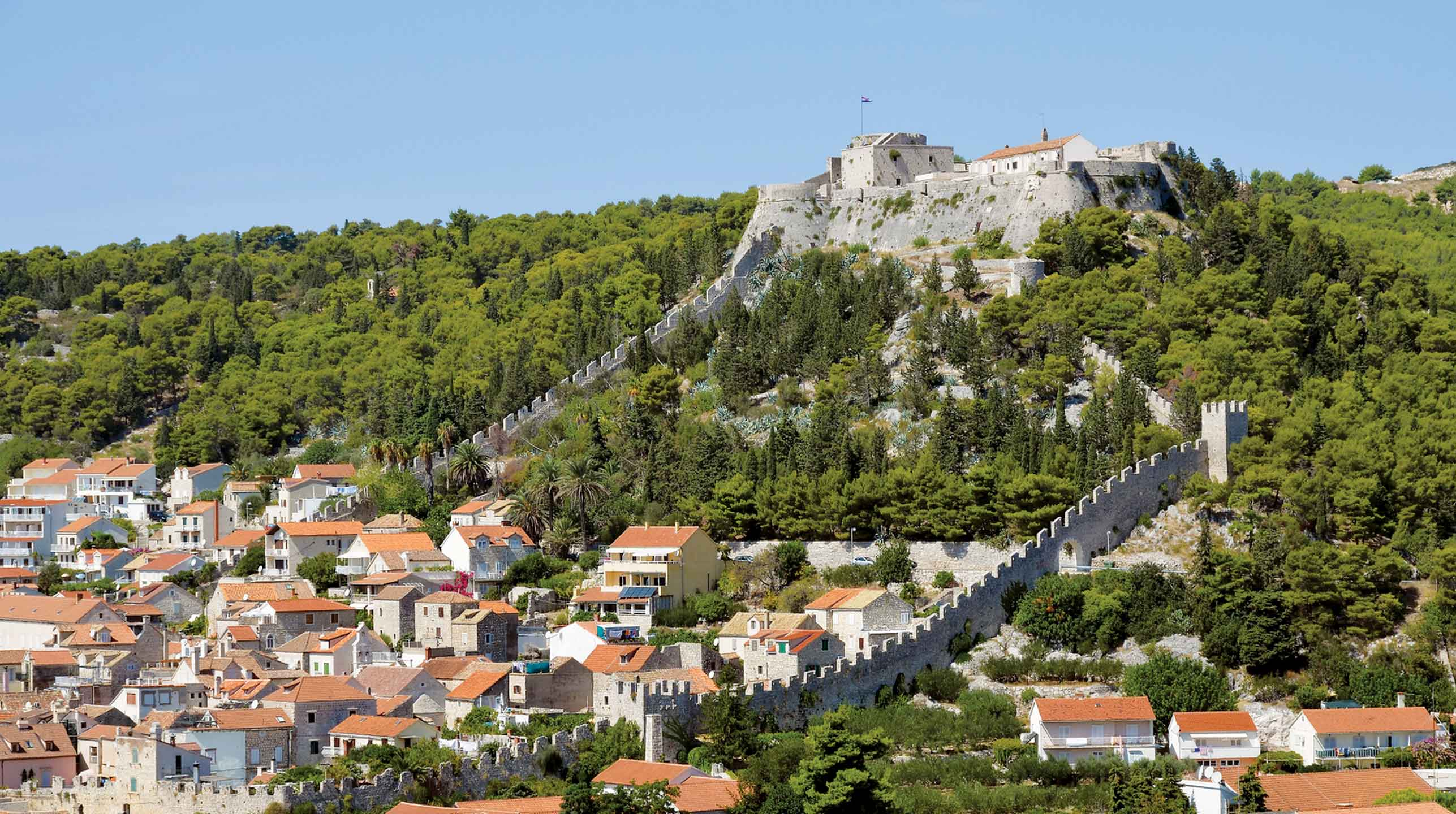 Chorwacja – Hvar jest najpiękniejszy