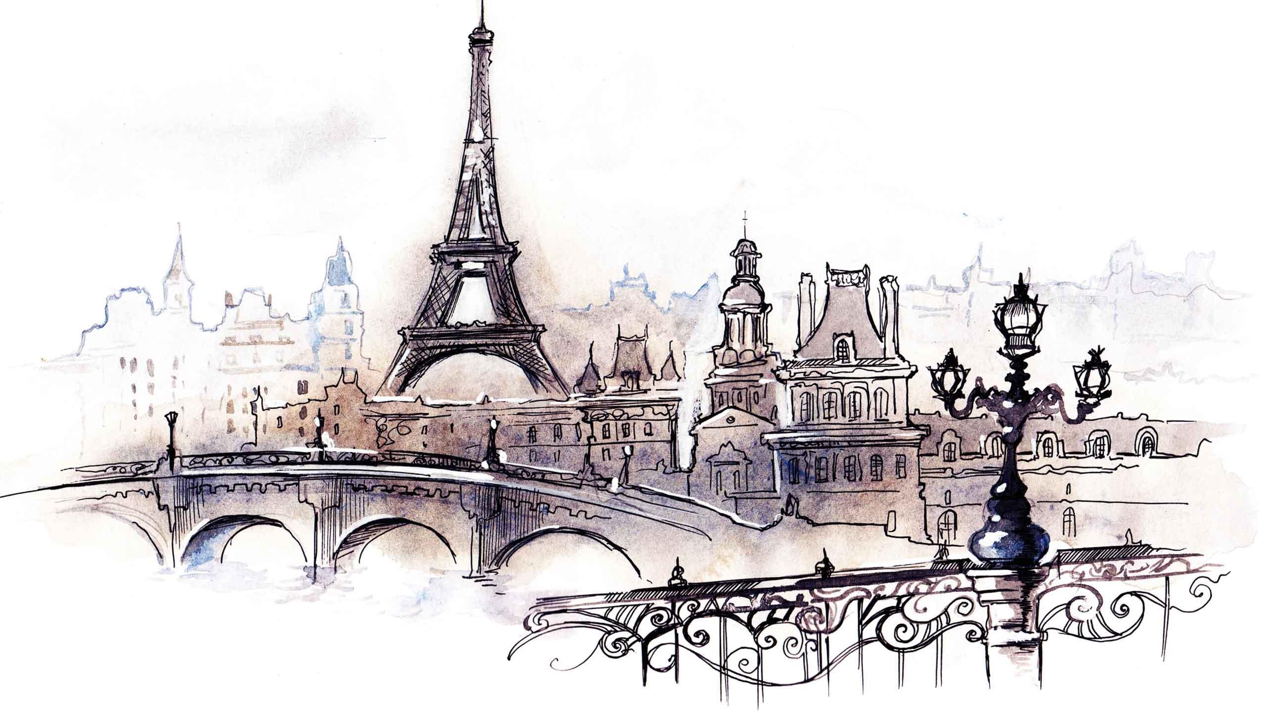 Francja – mój Paryż