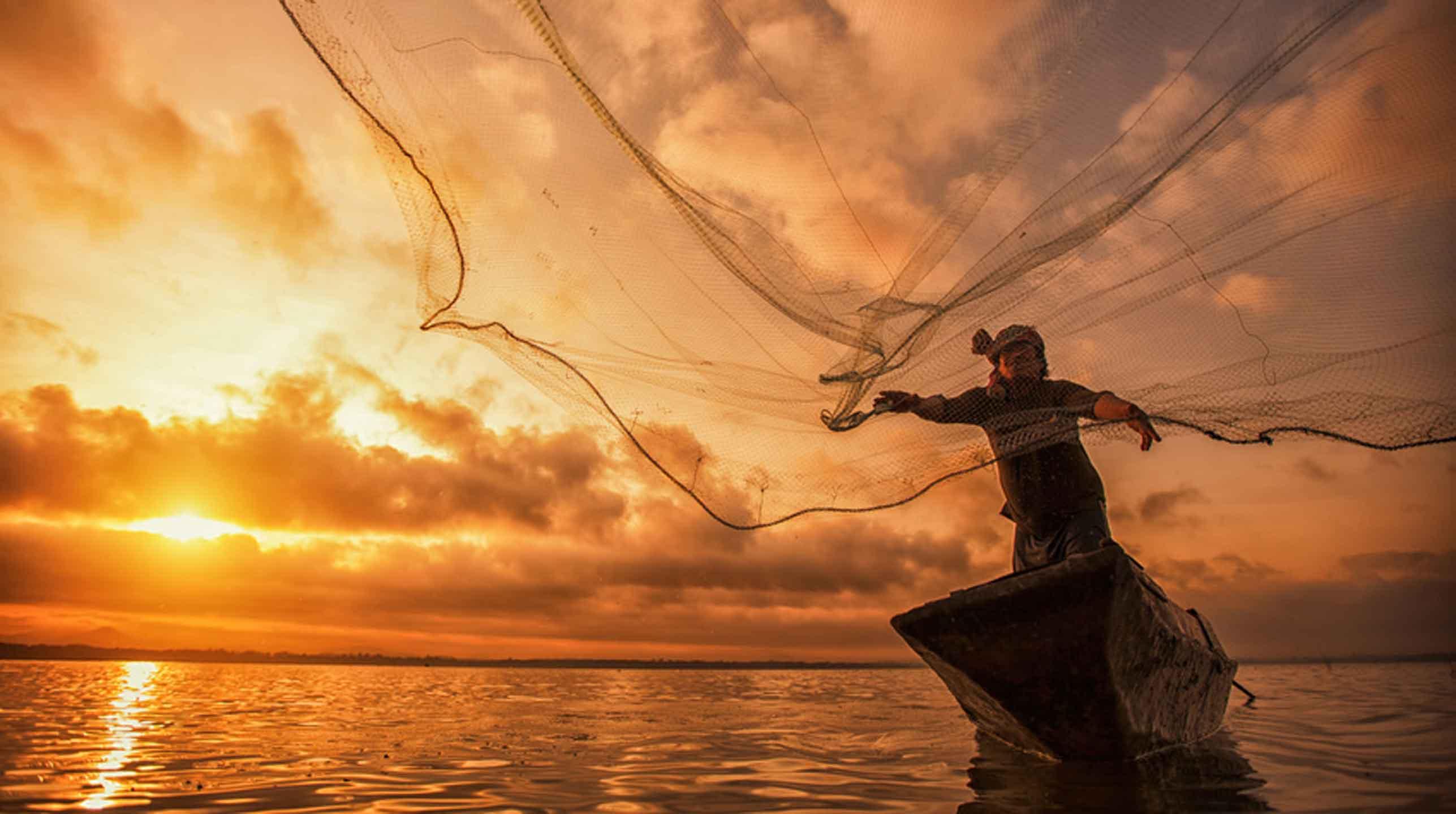 Birma – nad Jeziorem Inle