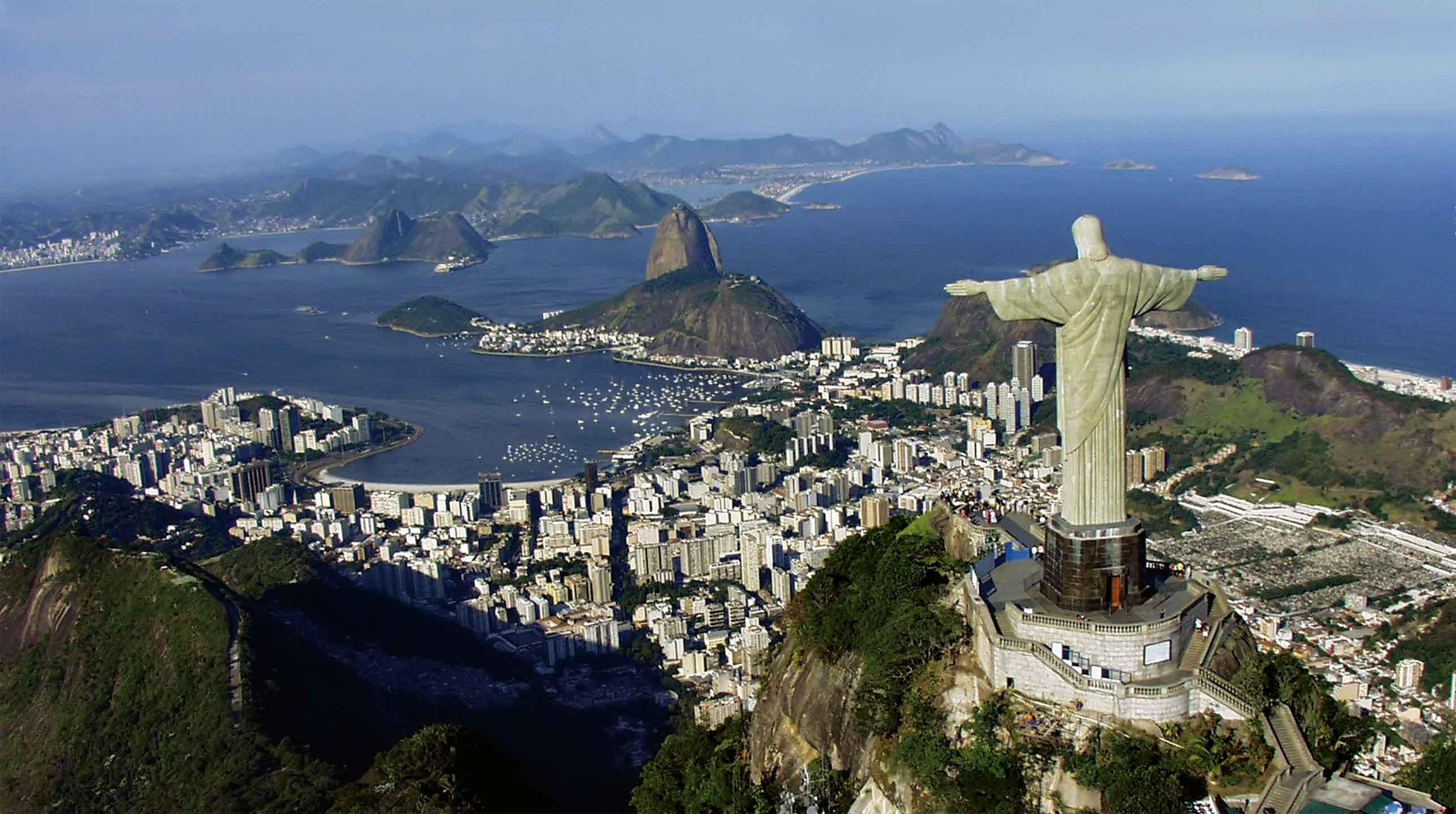 Pocztówki z Brazylii