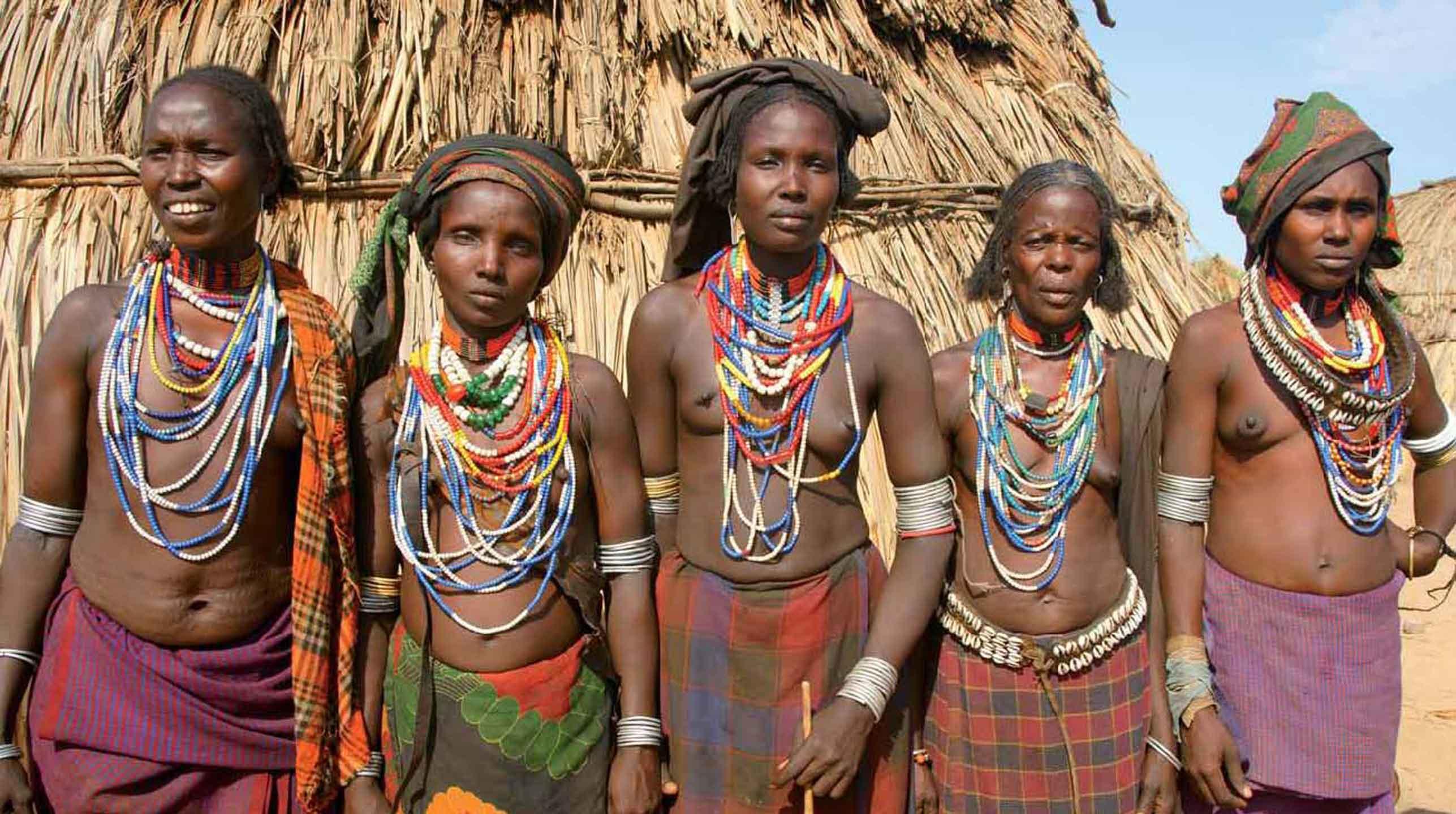 Etiopia – multi–kulti na Czarnym Lądzie