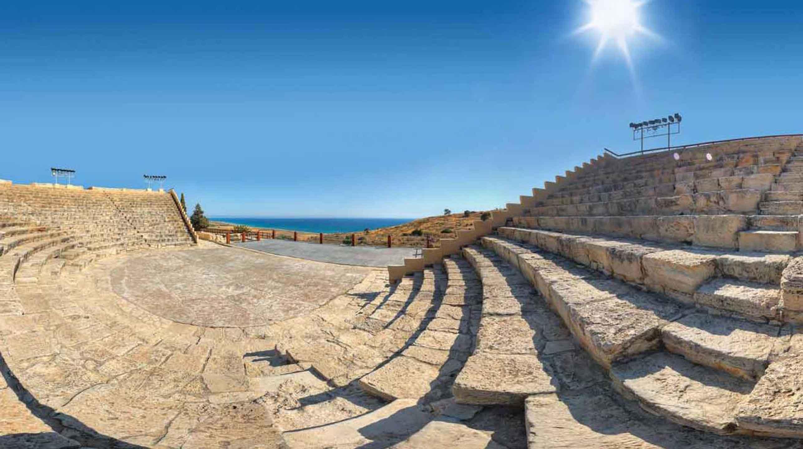 Cypr – zima dla aktywnych