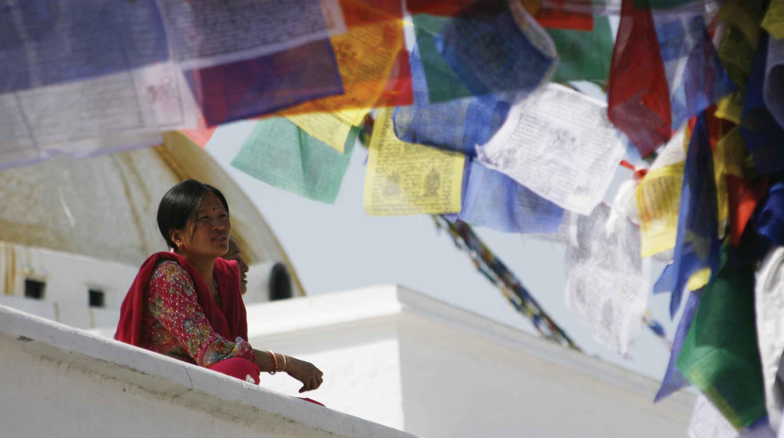 Nepal – za parawanem Himalajów