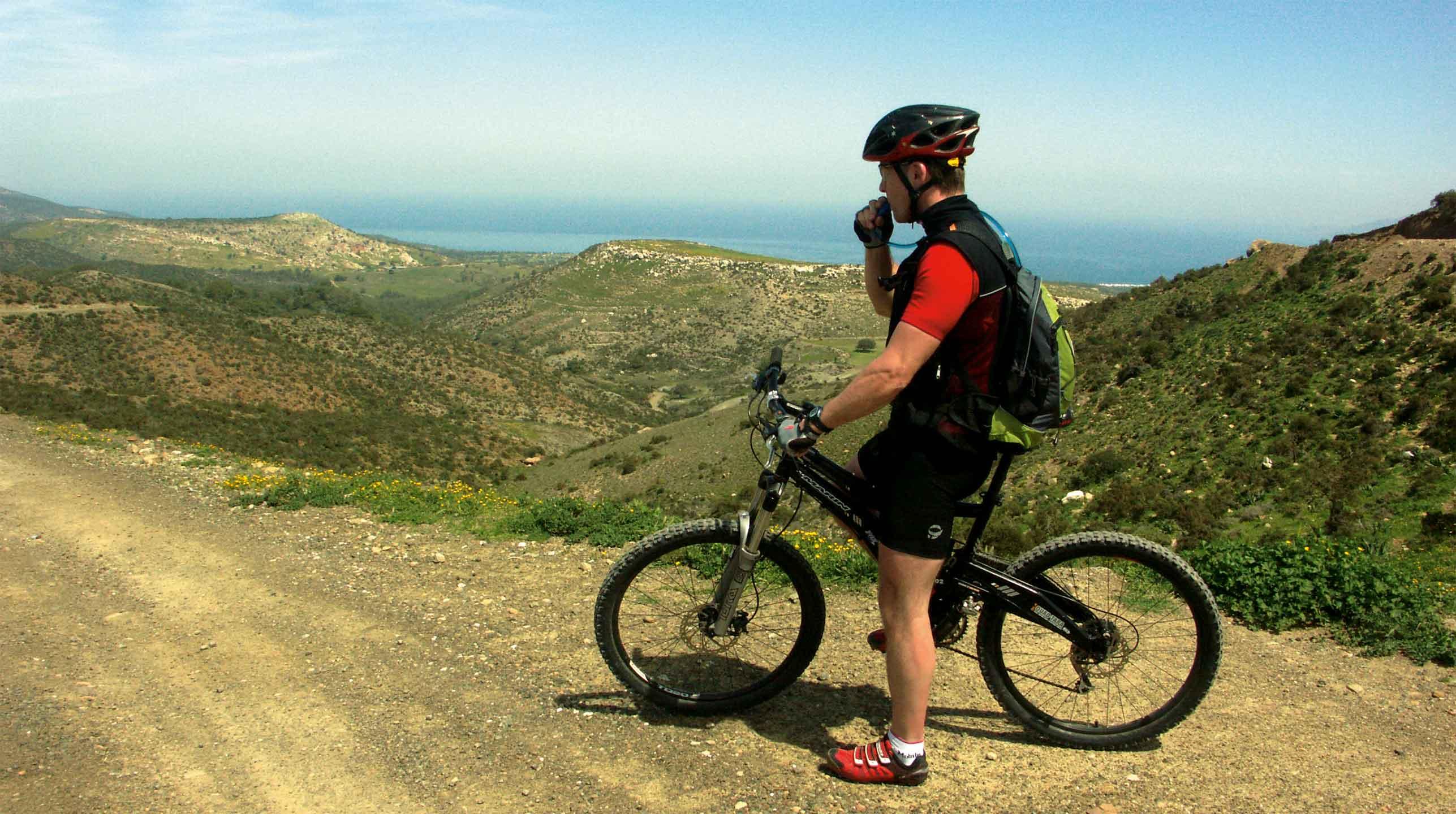 Cypr – rowerem do Afrodyty