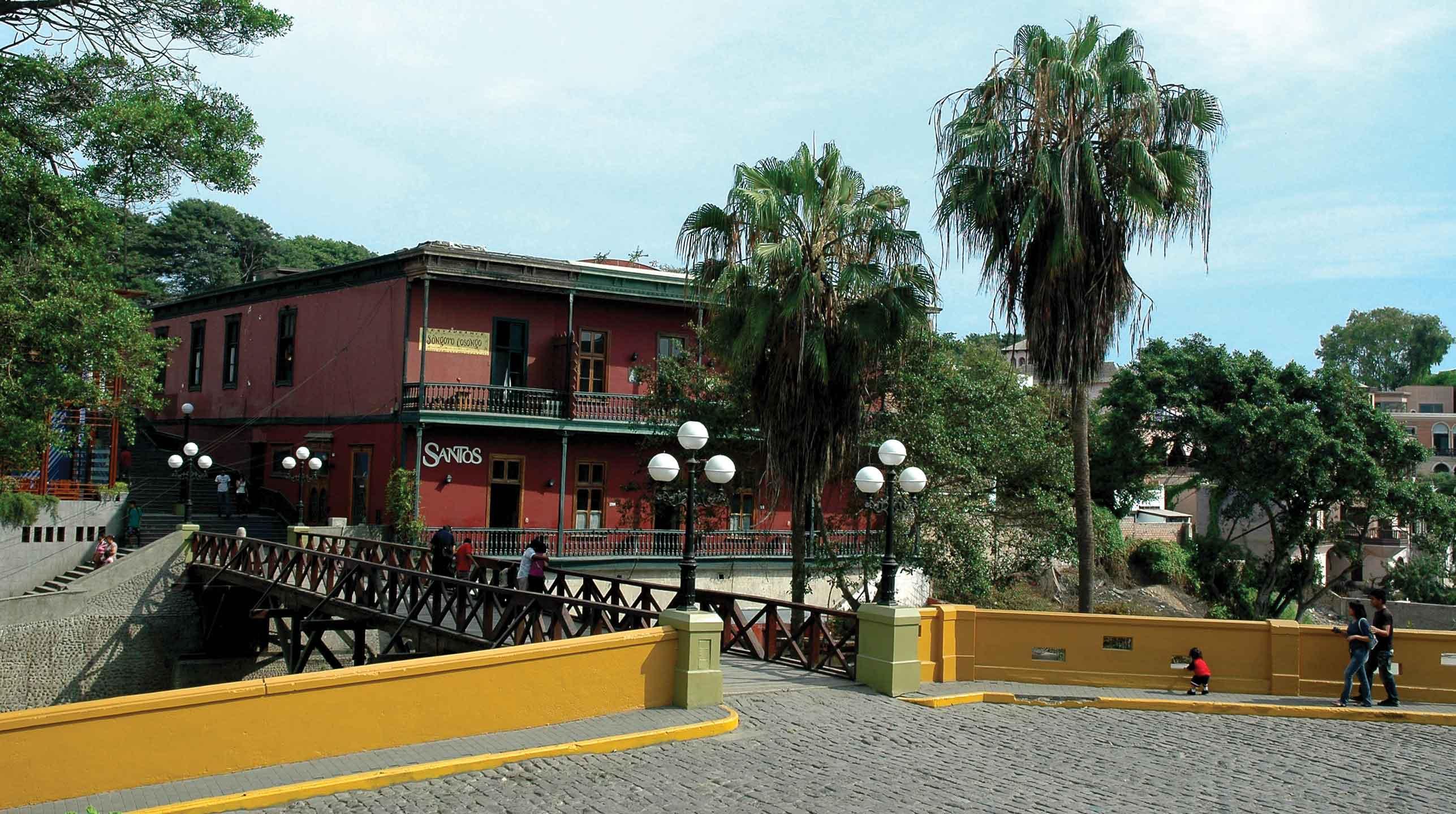 Peru – romantyczne Barranco