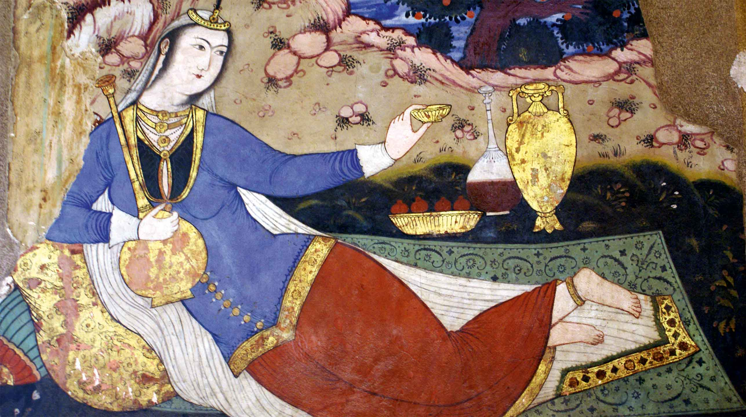 Iran –między niebem a ziemią