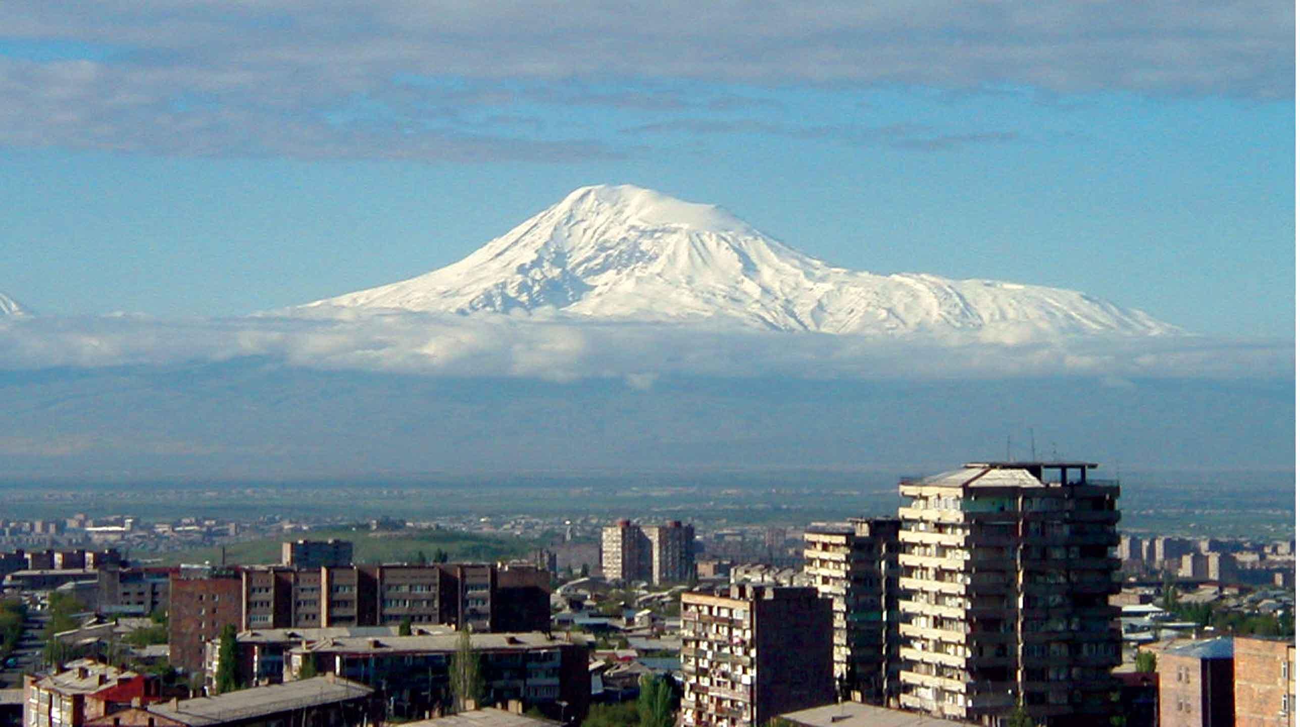 ARMENIA  – piękna i trudna