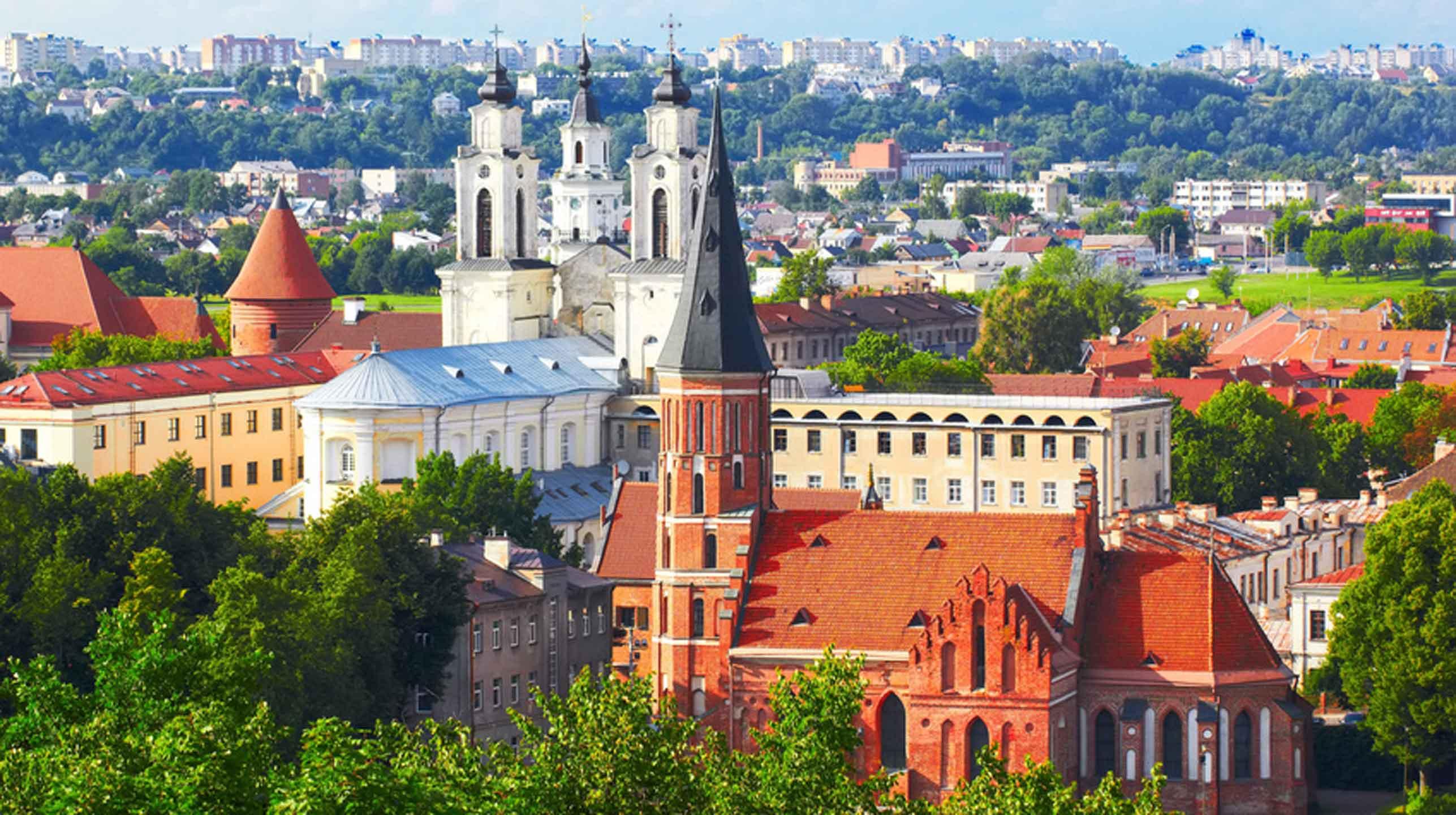 Nad Niemnem, Niewiażą, Wilią… Podróż Na Litwę Środkową – Część Pierwsza