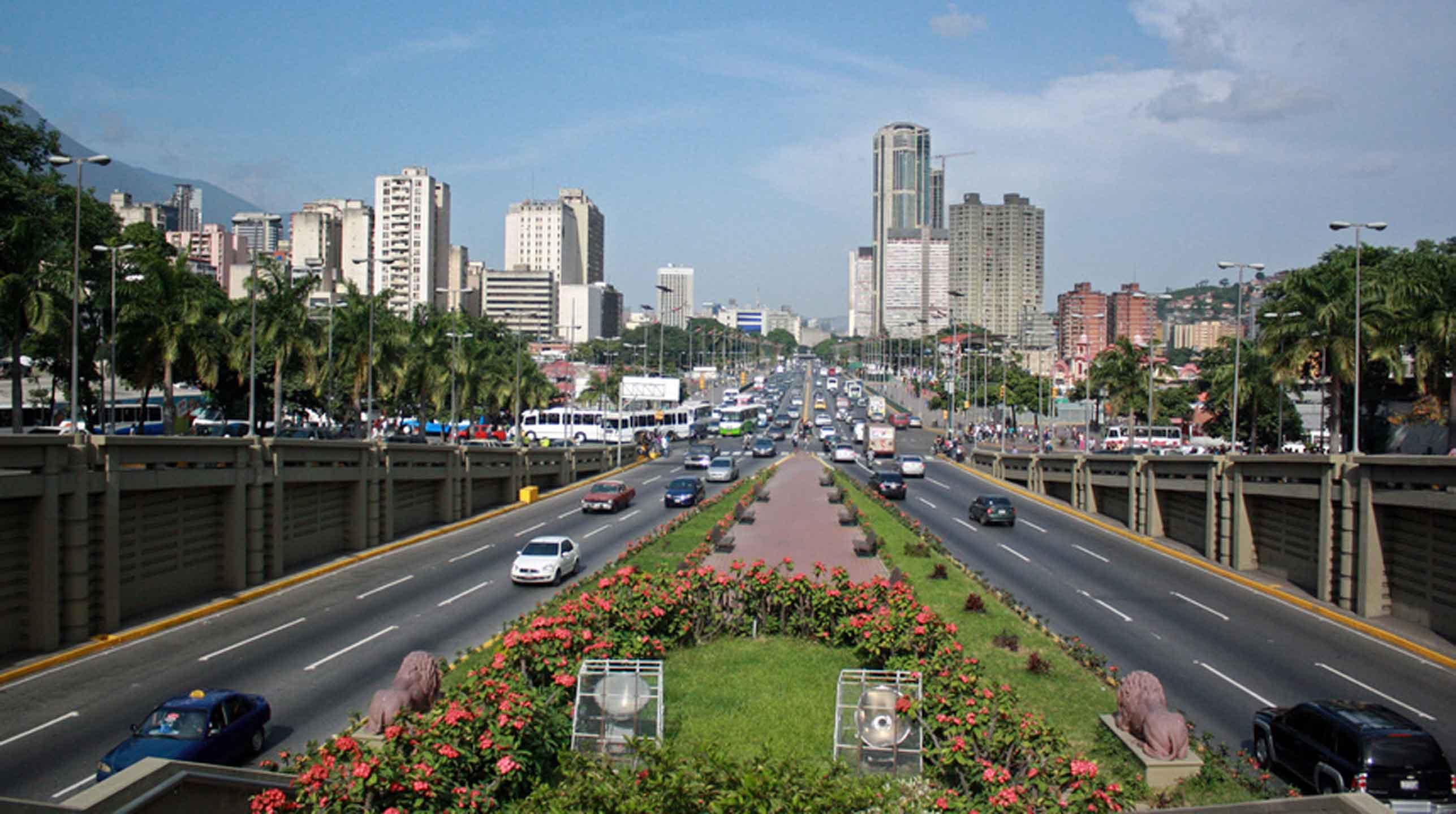 Wenezuela – na boliwariańskim szlaku