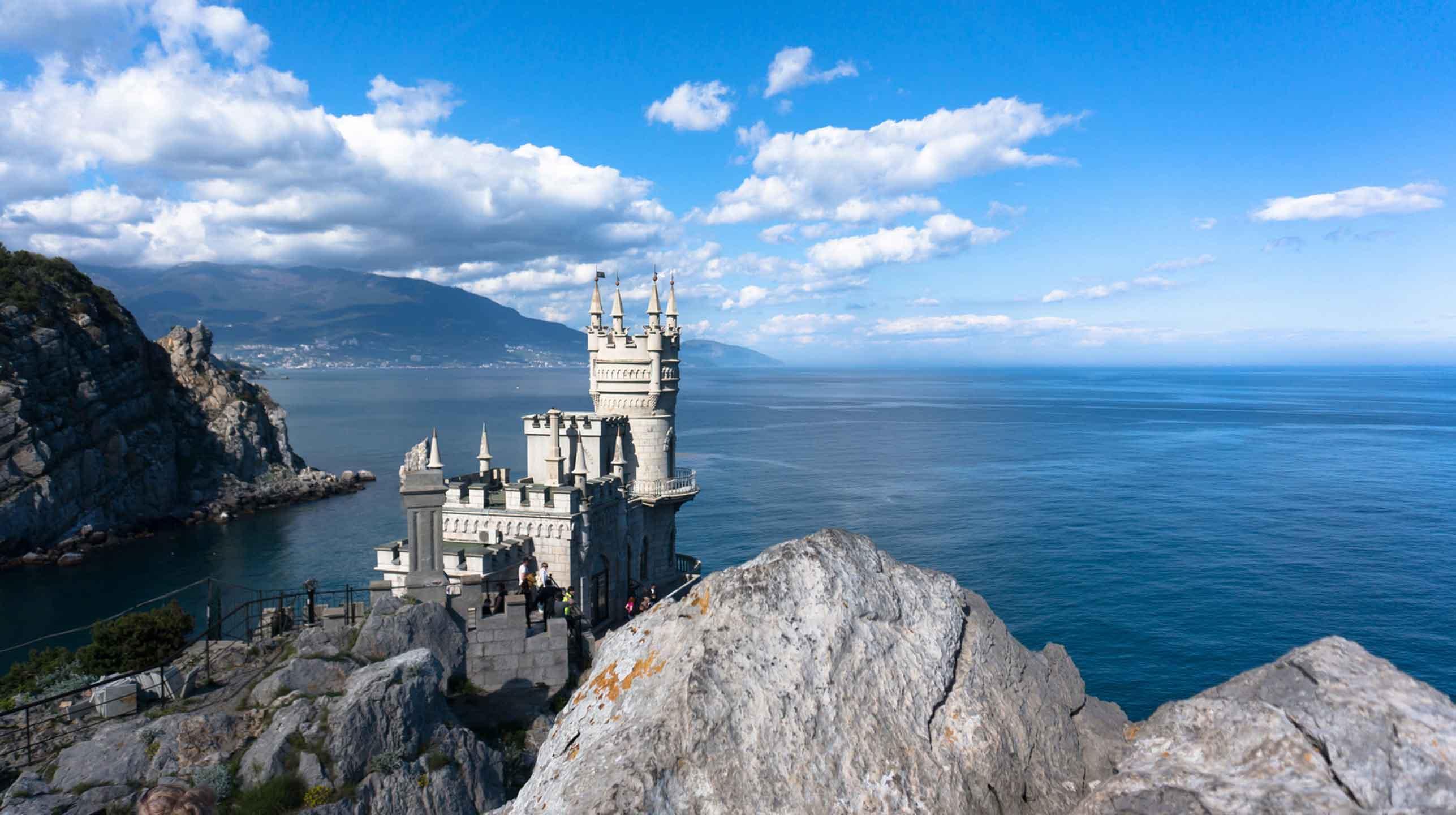 Ukraina – Na Krym