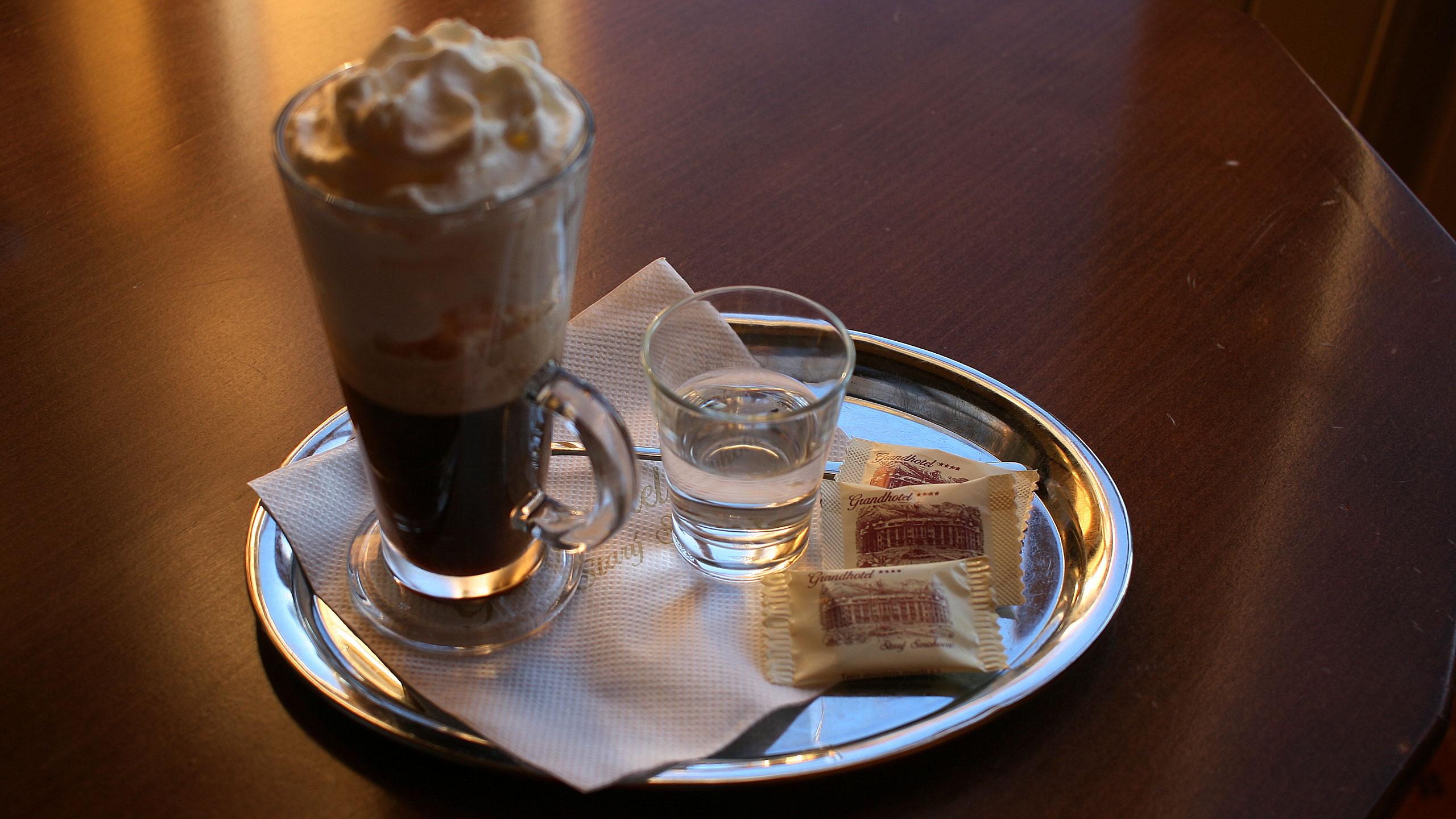 Kawa pod Tatrami
